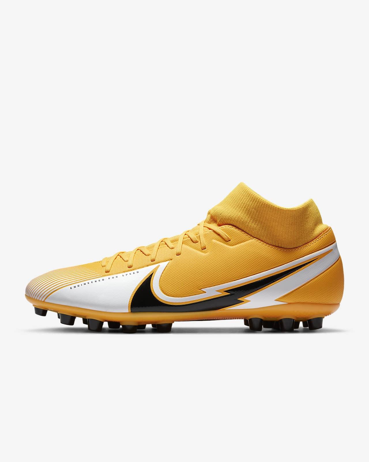 Nike Mercurial Superfly 7 Academy AG-fodboldstøvle til kunstgræs