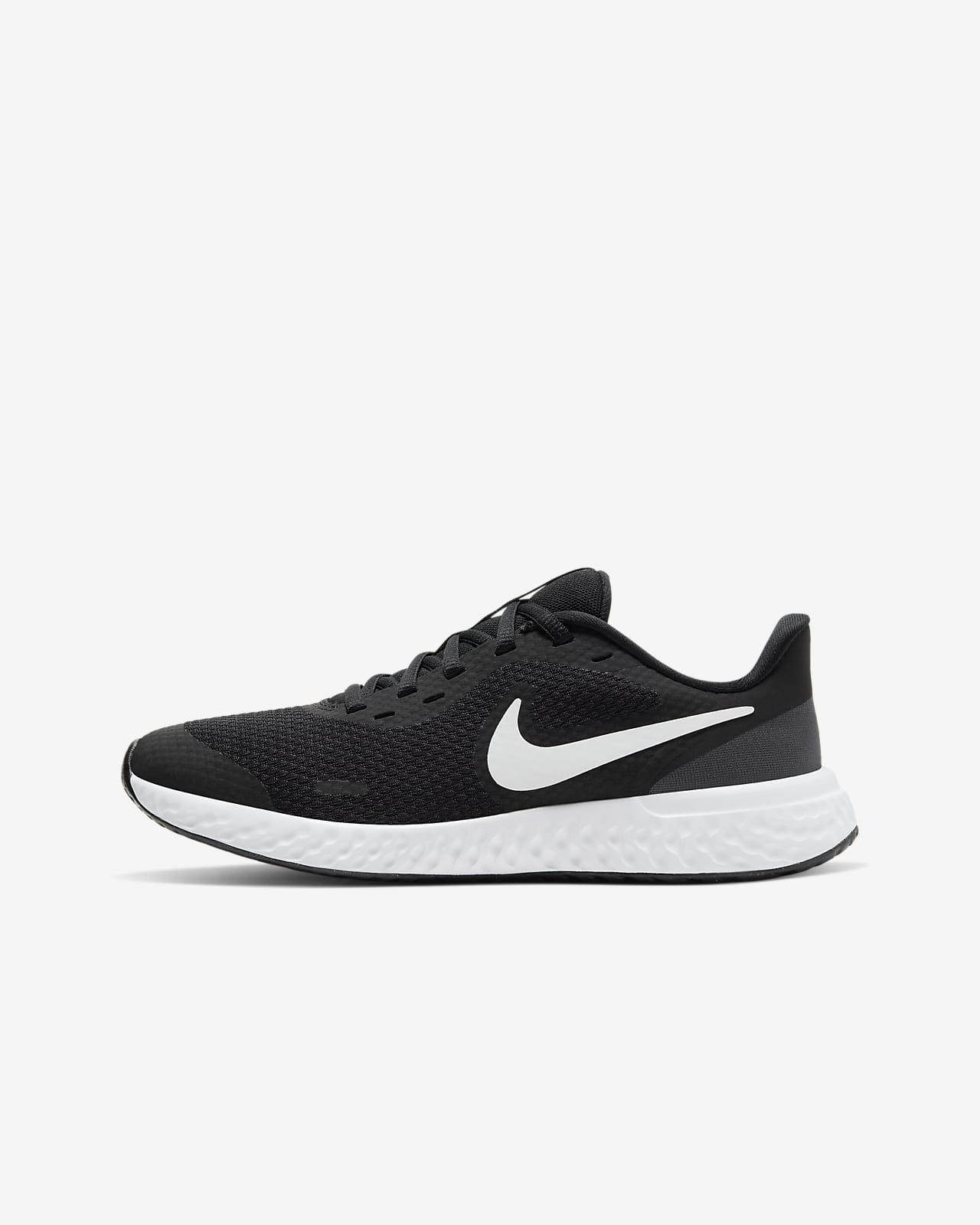 Nike Revolution 5 Big Kids' Road Running Shoes