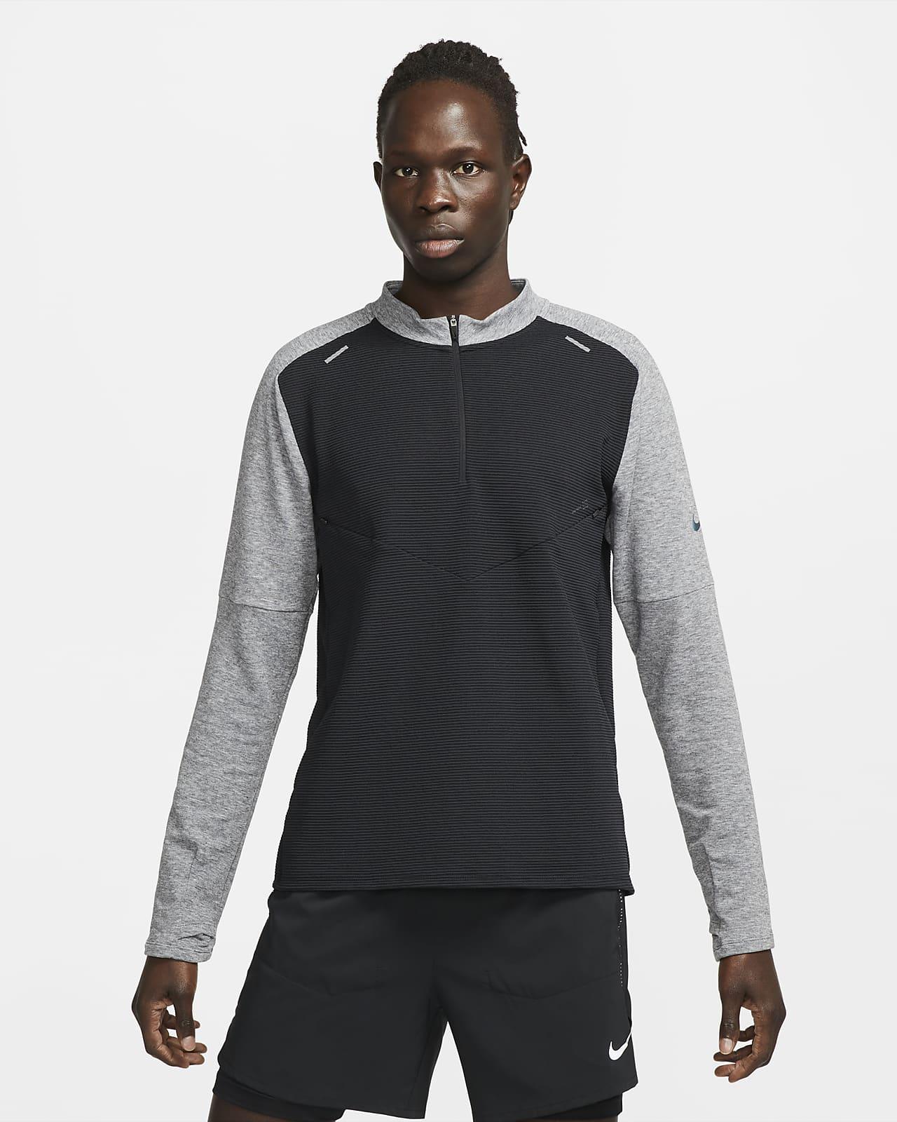 Capa media de running para hombre Nike Pinnacle Run Division