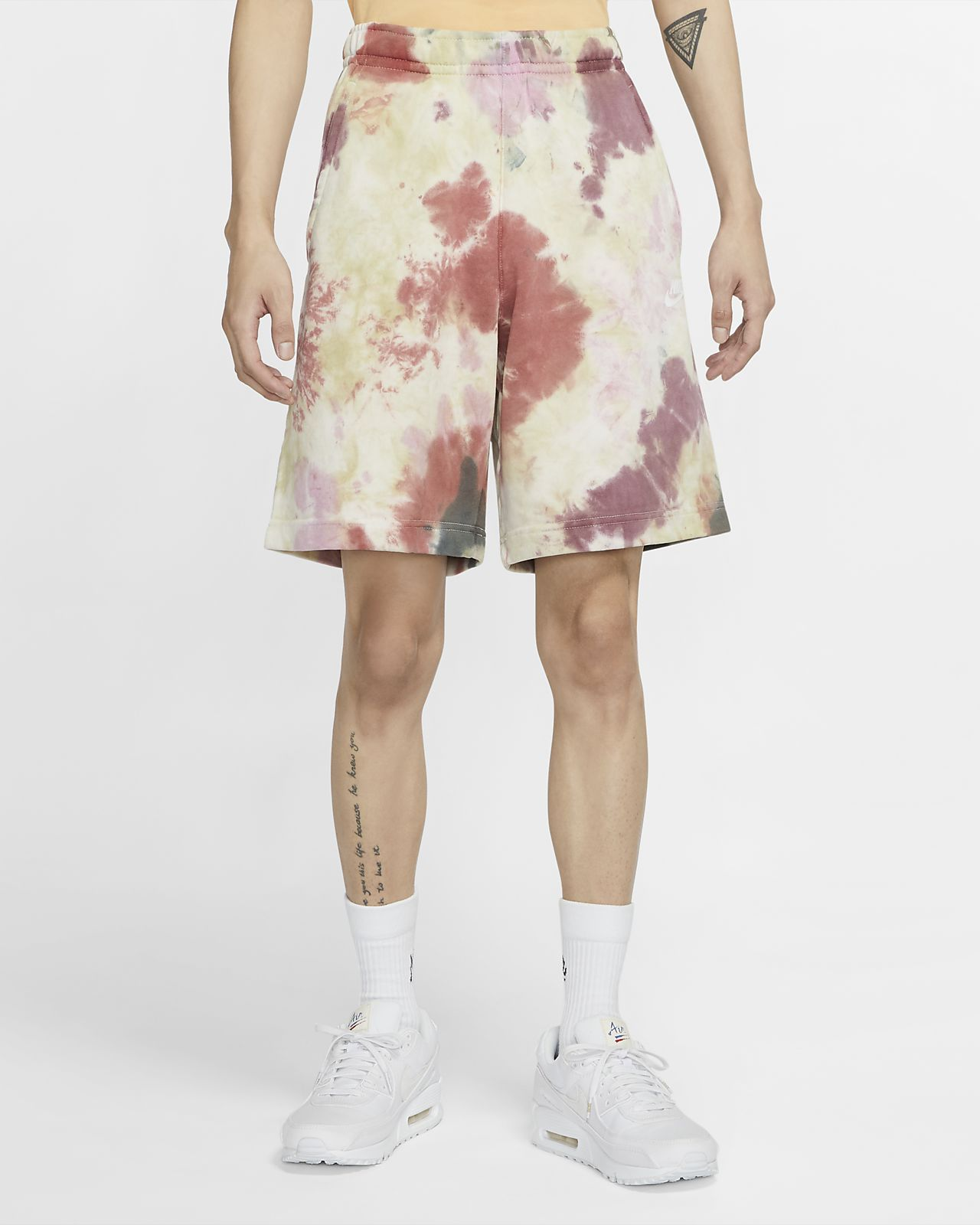 Nike Sportswear Fransız Havlu Kumaşı Erkek Şortu