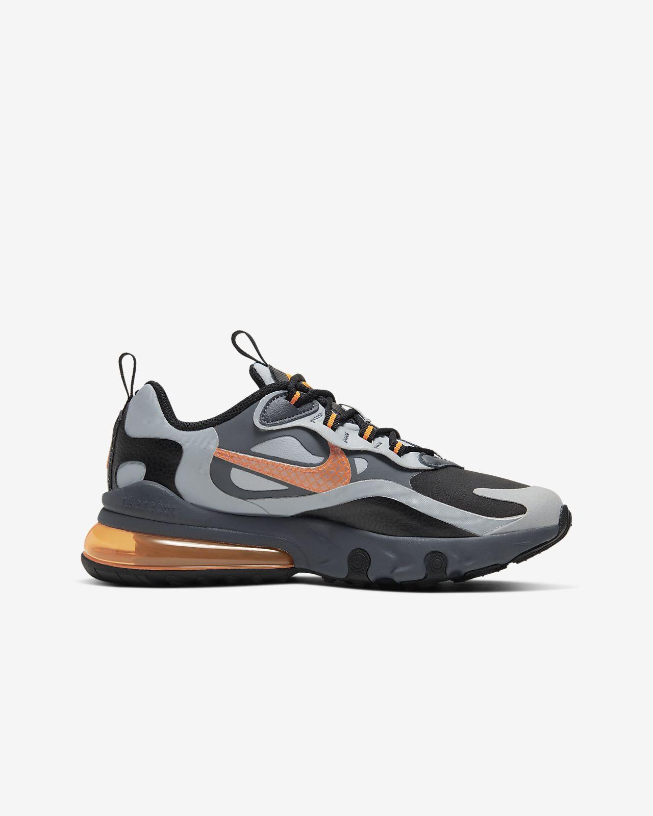 Nike Air Max 270 React Winter sko til store børn