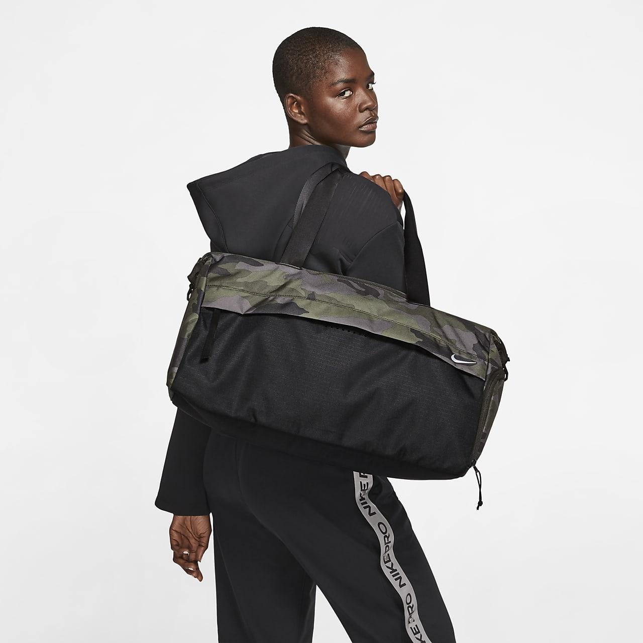Nike Radiate Women's Camo Training Duffel Bag