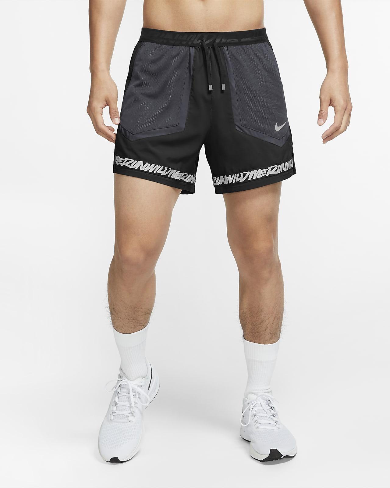 Męskie spodenki z szortami do biegania Nike Flex Stride Wild Run