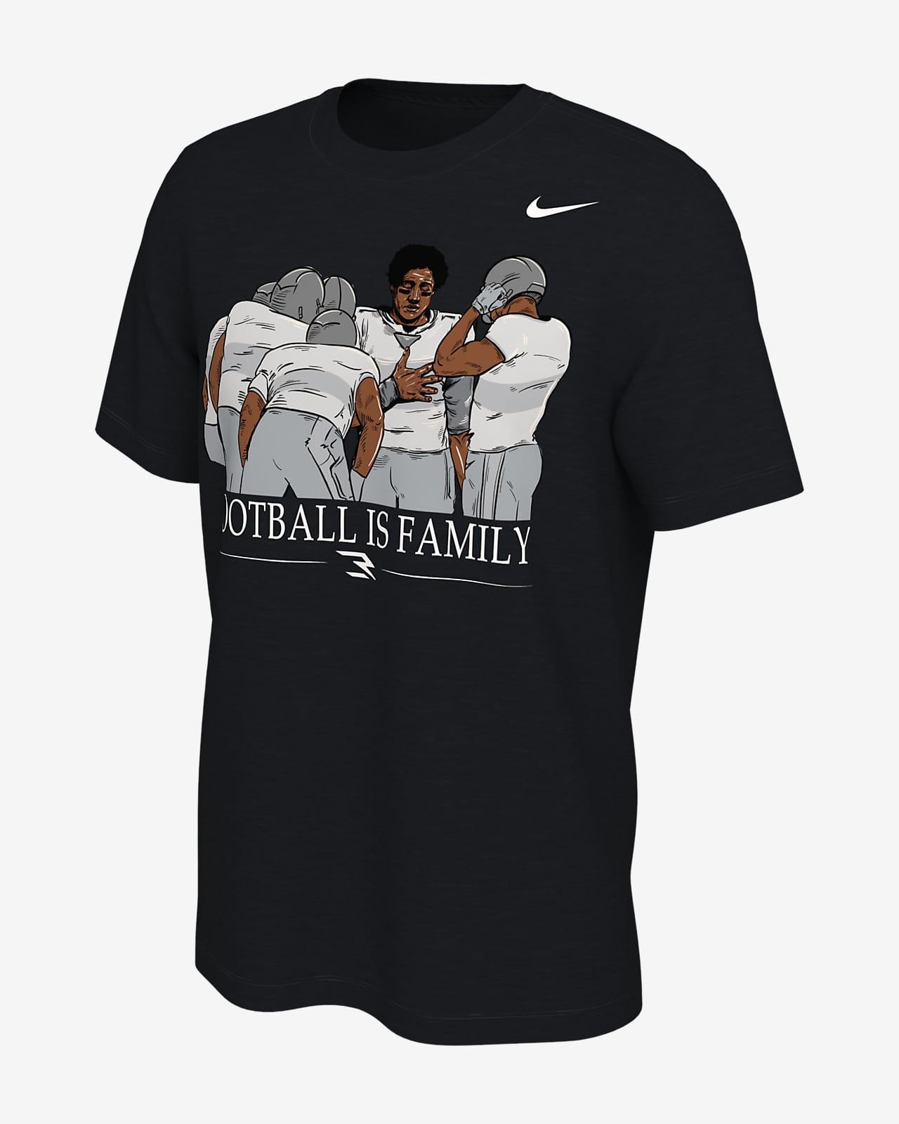 Playera para hombre Nike Dri-FIT (Russell Wilson)
