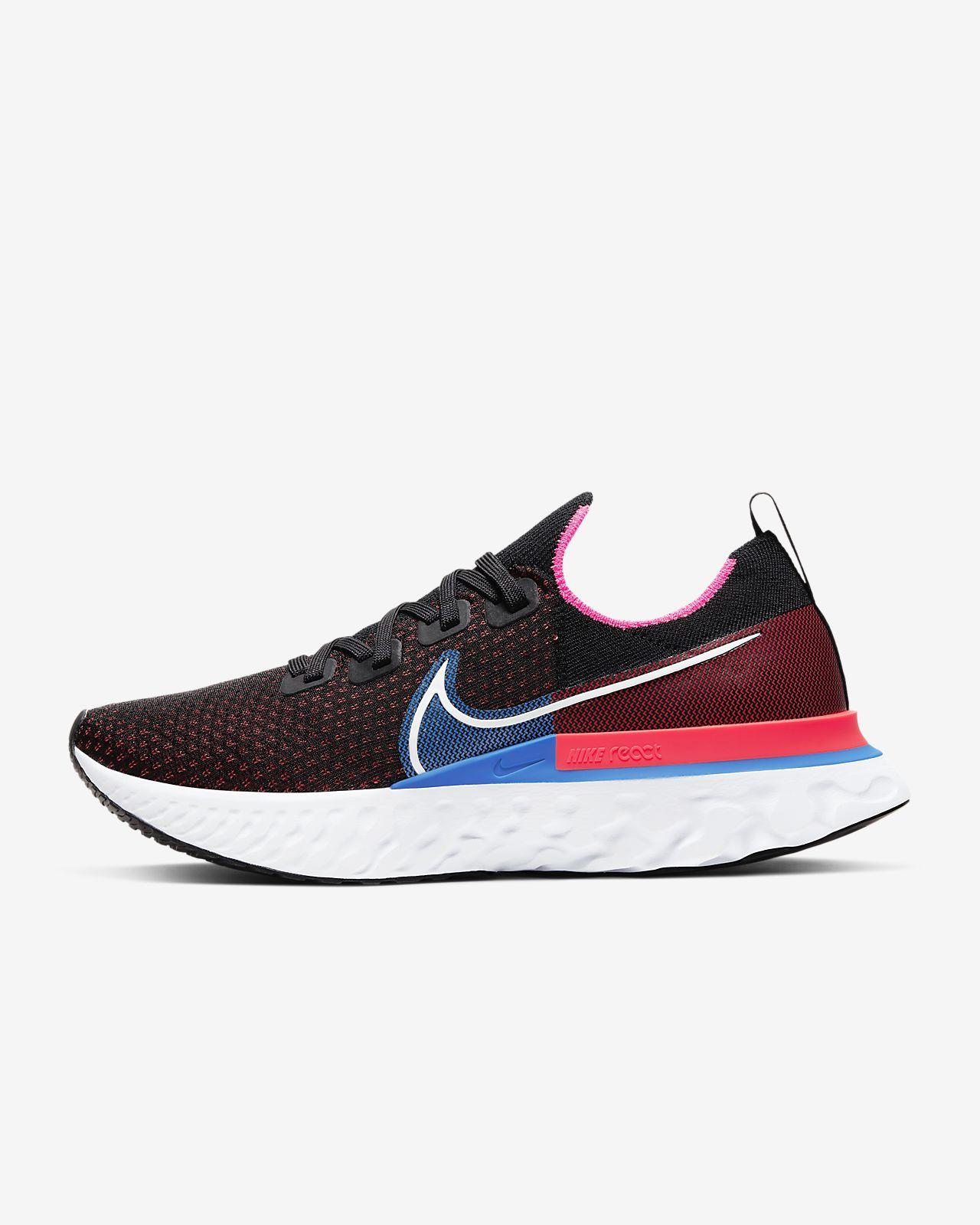 Nike React Infinity Run Flyknit Men's Running Shoe