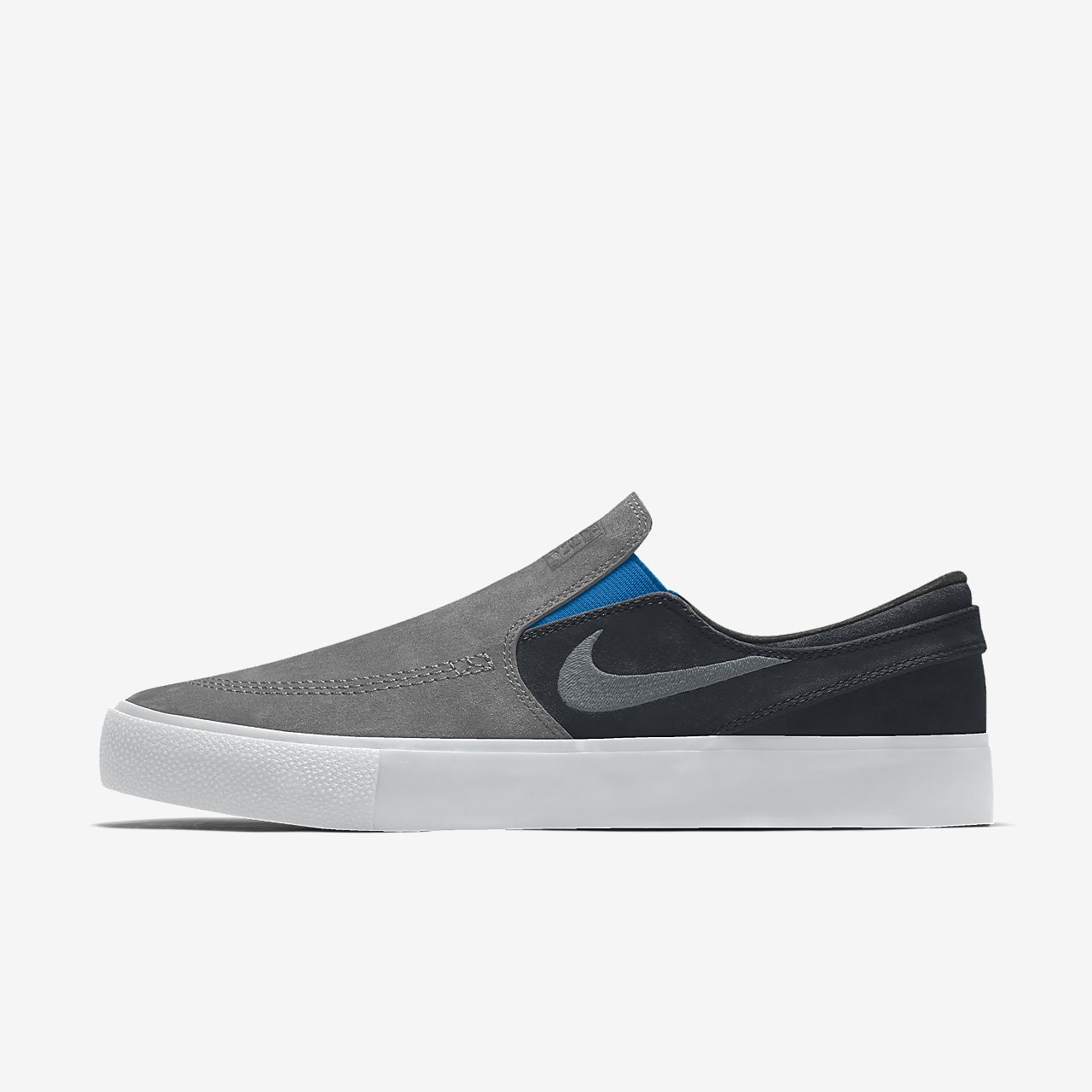 Specialdesignad skateboardsko Nike SB Zoom Stefan Janoski RM By You