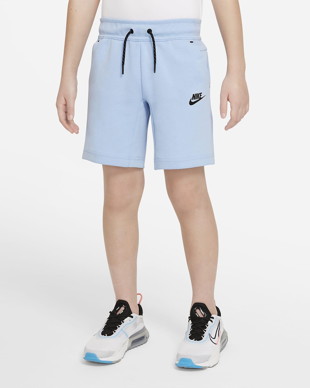 Nike Sportswear Tech Fleece Big Kids' (Boys') Shorts