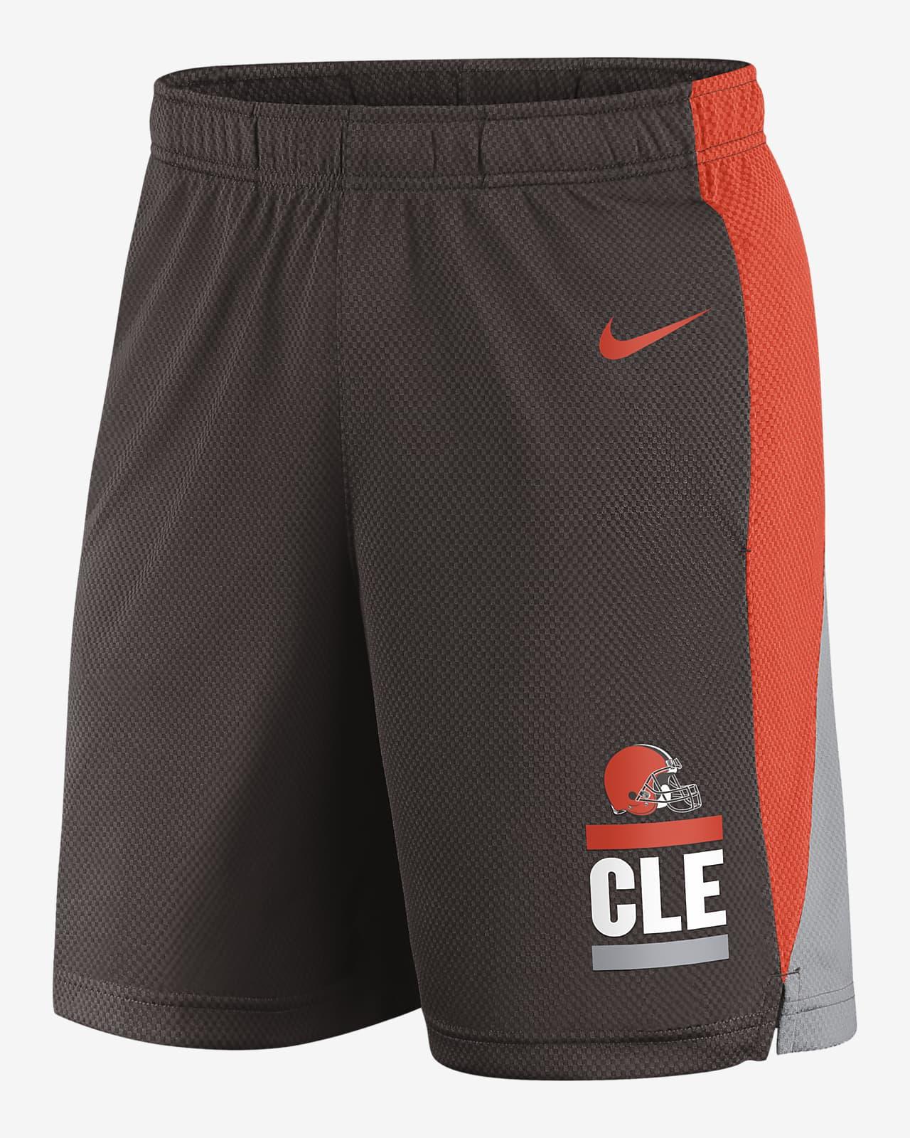 Nike Dri-FIT Broadcast (NFL Cleveland Browns) Men's Shorts