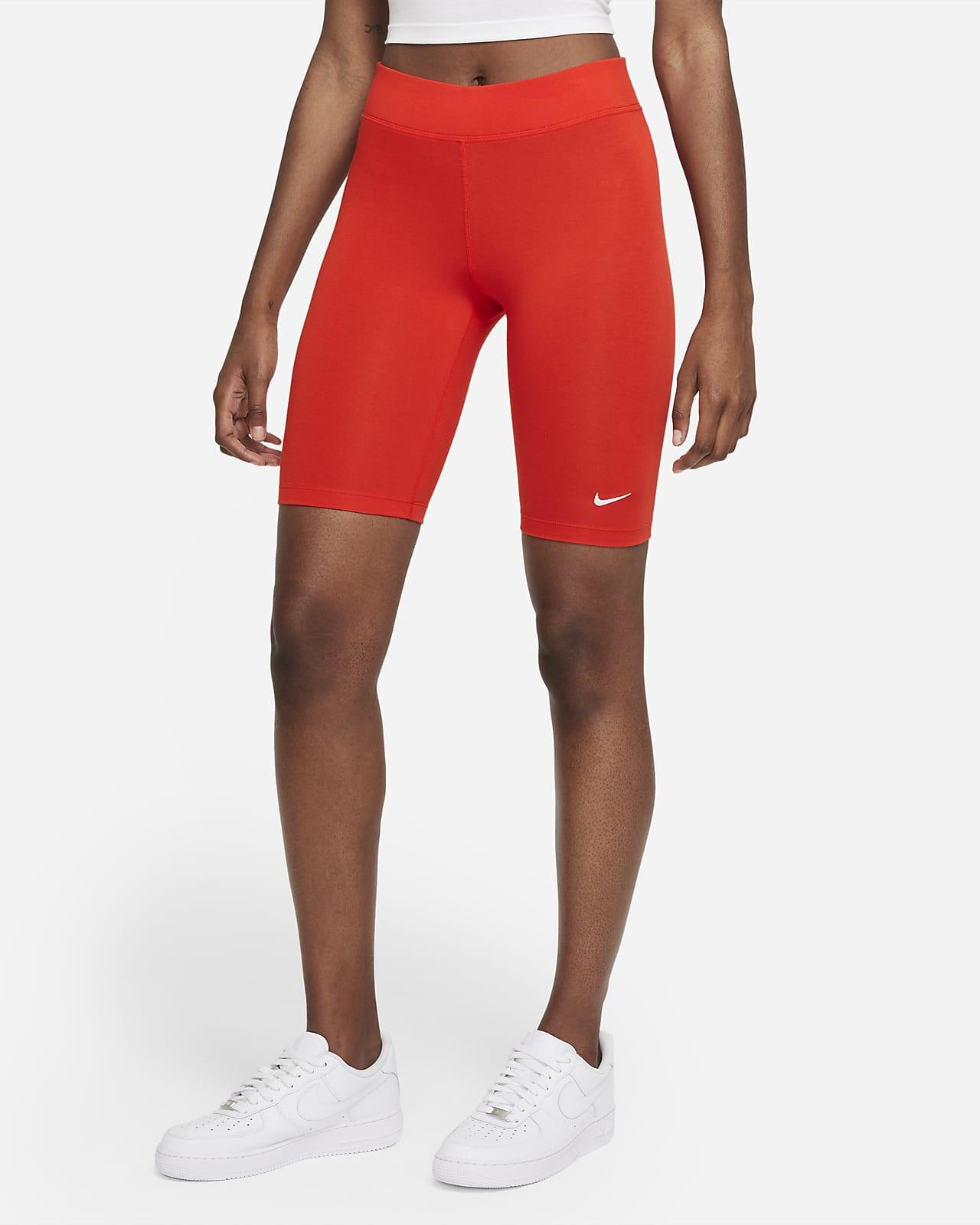 Shorts de ciclismo para mujer Nike Sportswear Essential