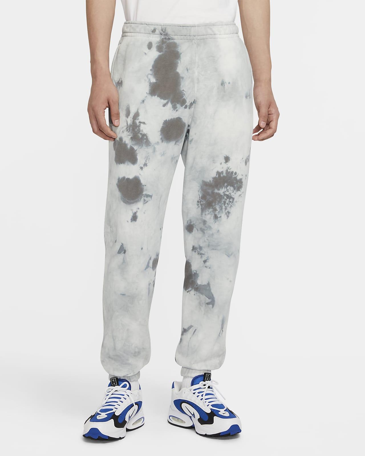 Pantaloni tie-dye Nike Sportswear Club Fleece