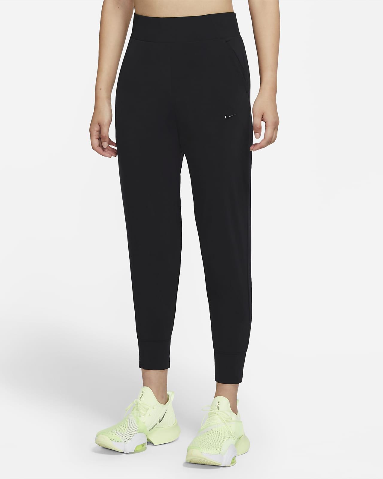 กางเกงเทรนนิ่งผู้หญิง Nike Bliss Luxe