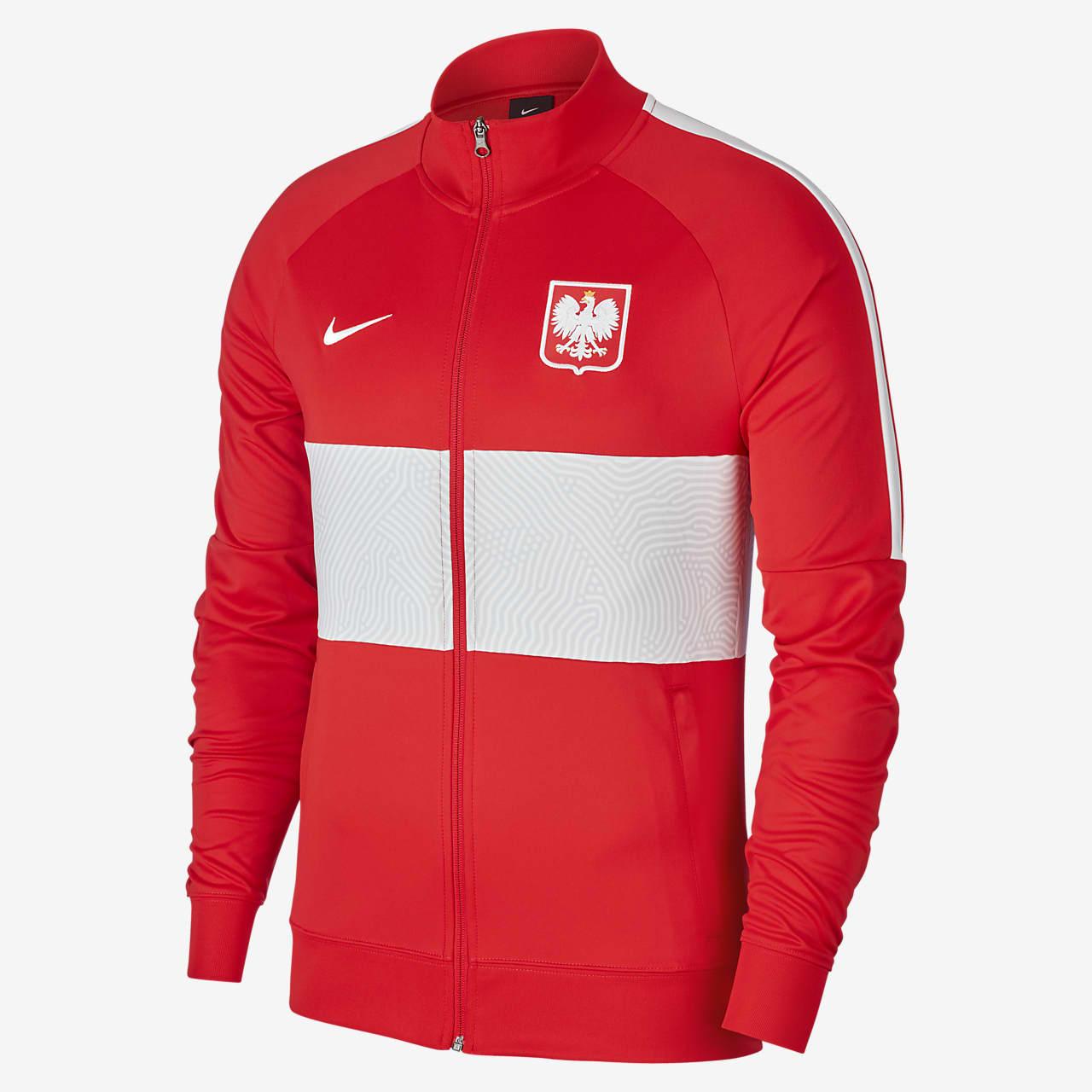 Poland Men's Football Jacket