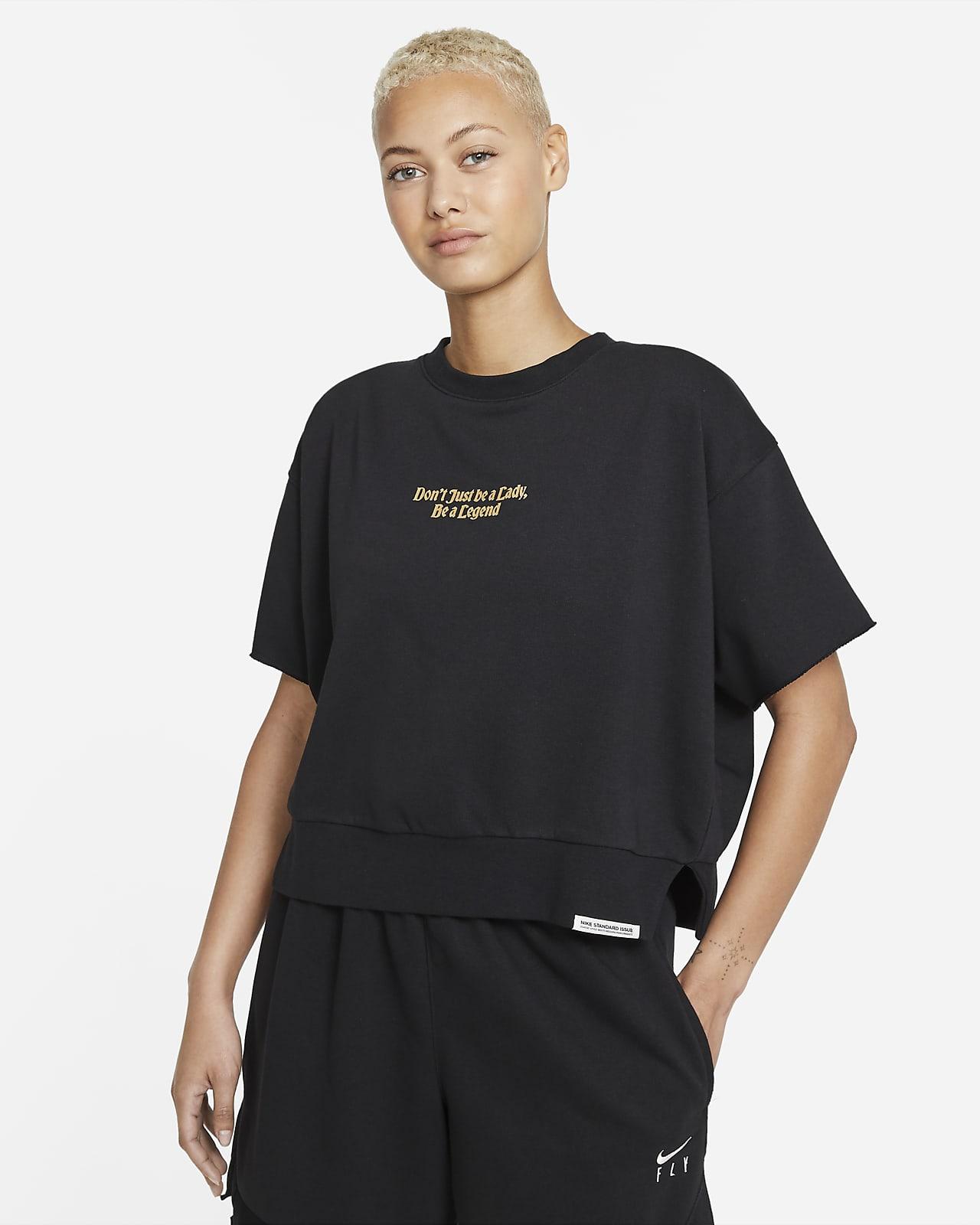 Damska koszulka do koszykówki Nike Dri-FIT Standard Issue