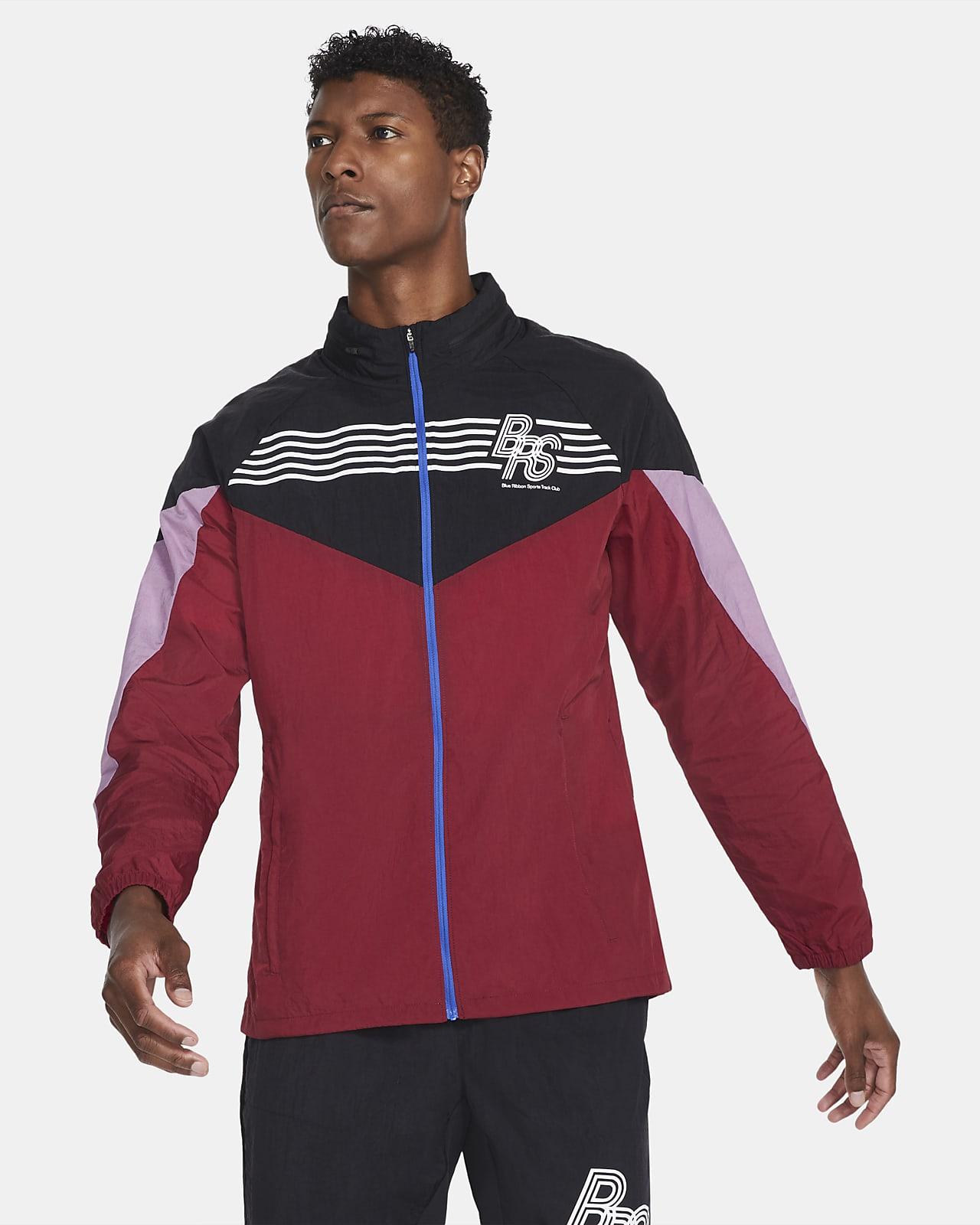 Nike Windrunner BRS-løbejakke til mænd