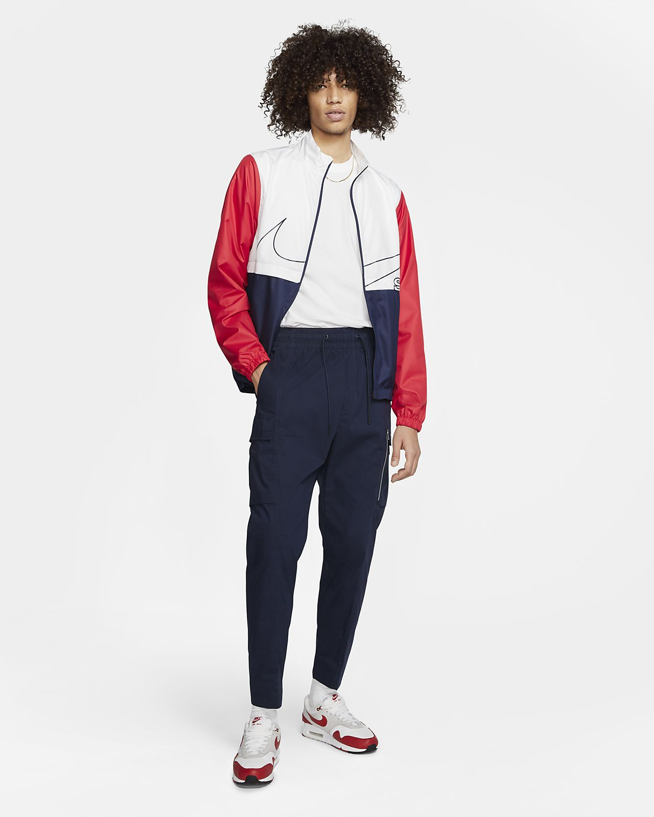Nike SB Men's Skate Track Jacket