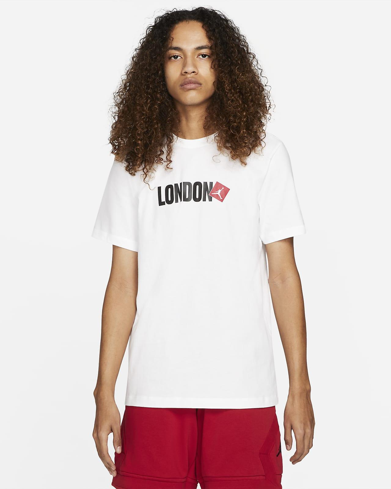 Jordan London Men's Short-Sleeve T-Shirt