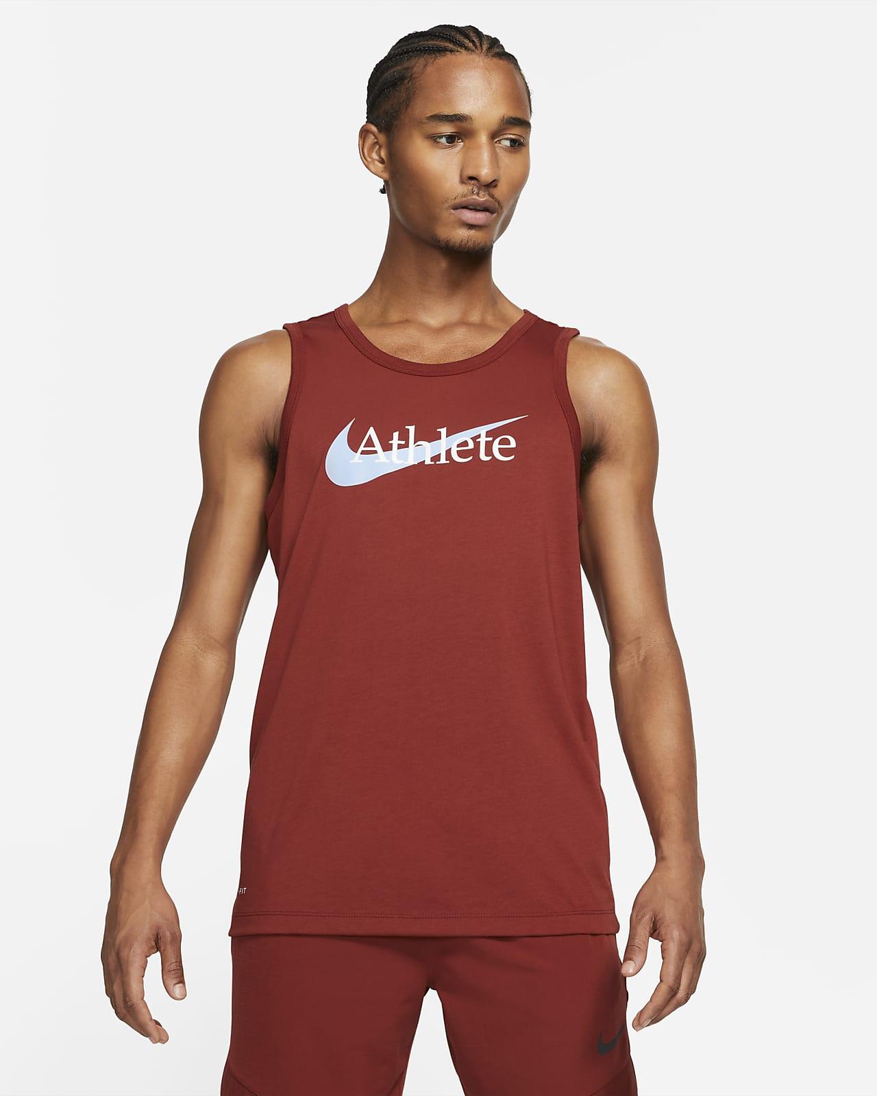 Nike Dri-FIT Men's Swoosh Training Tank
