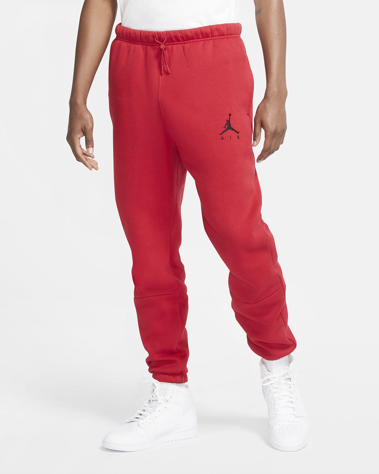 Fleecebyxor Jordan Jumpman Air för män