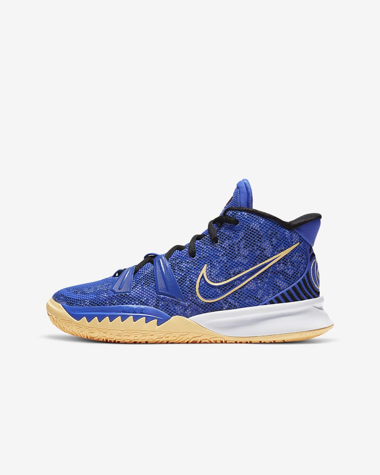 Баскетбольные кроссовки для школьников Kyrie 7