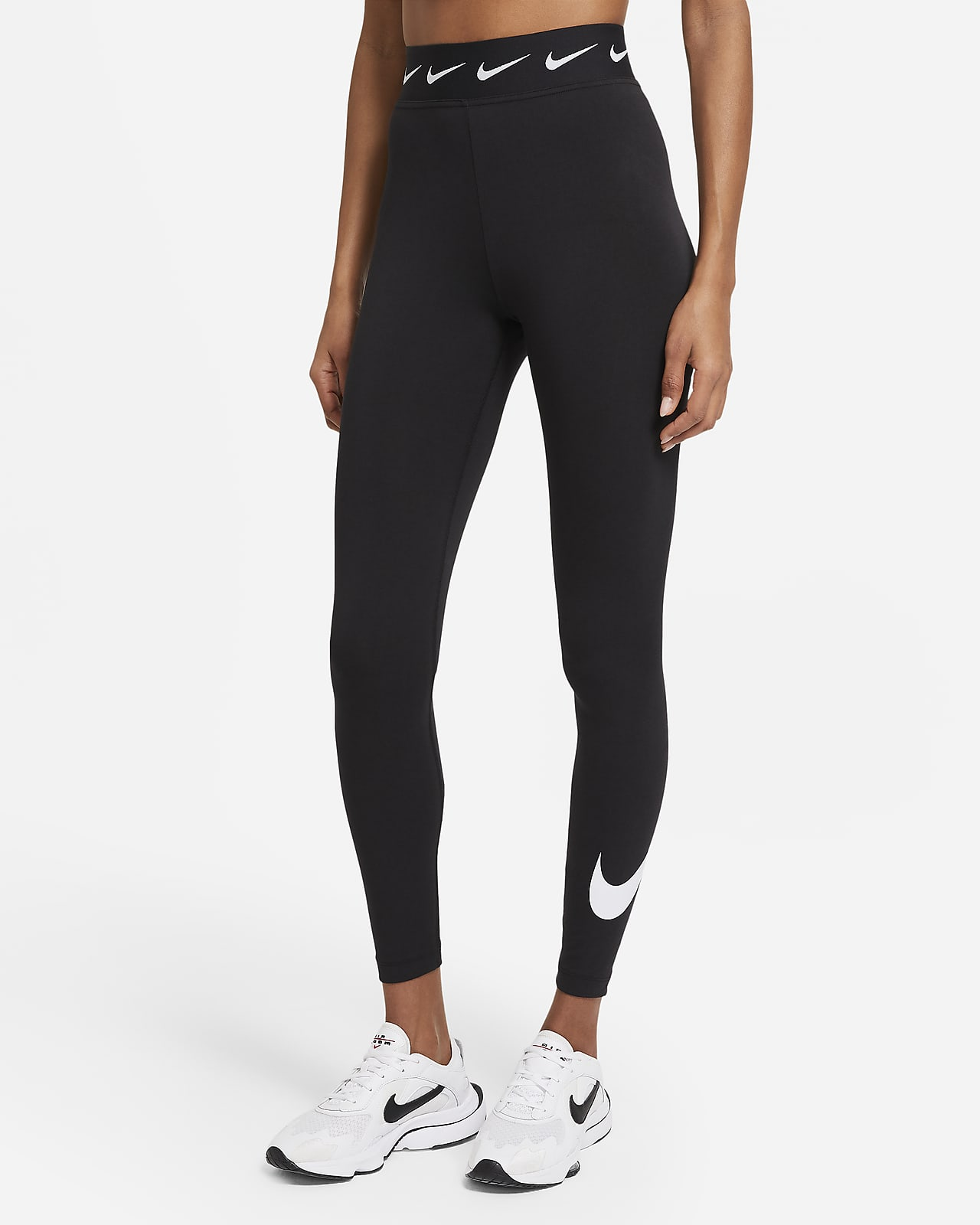 Nike Sportswear Club Yüksek Belli Kadın Taytı
