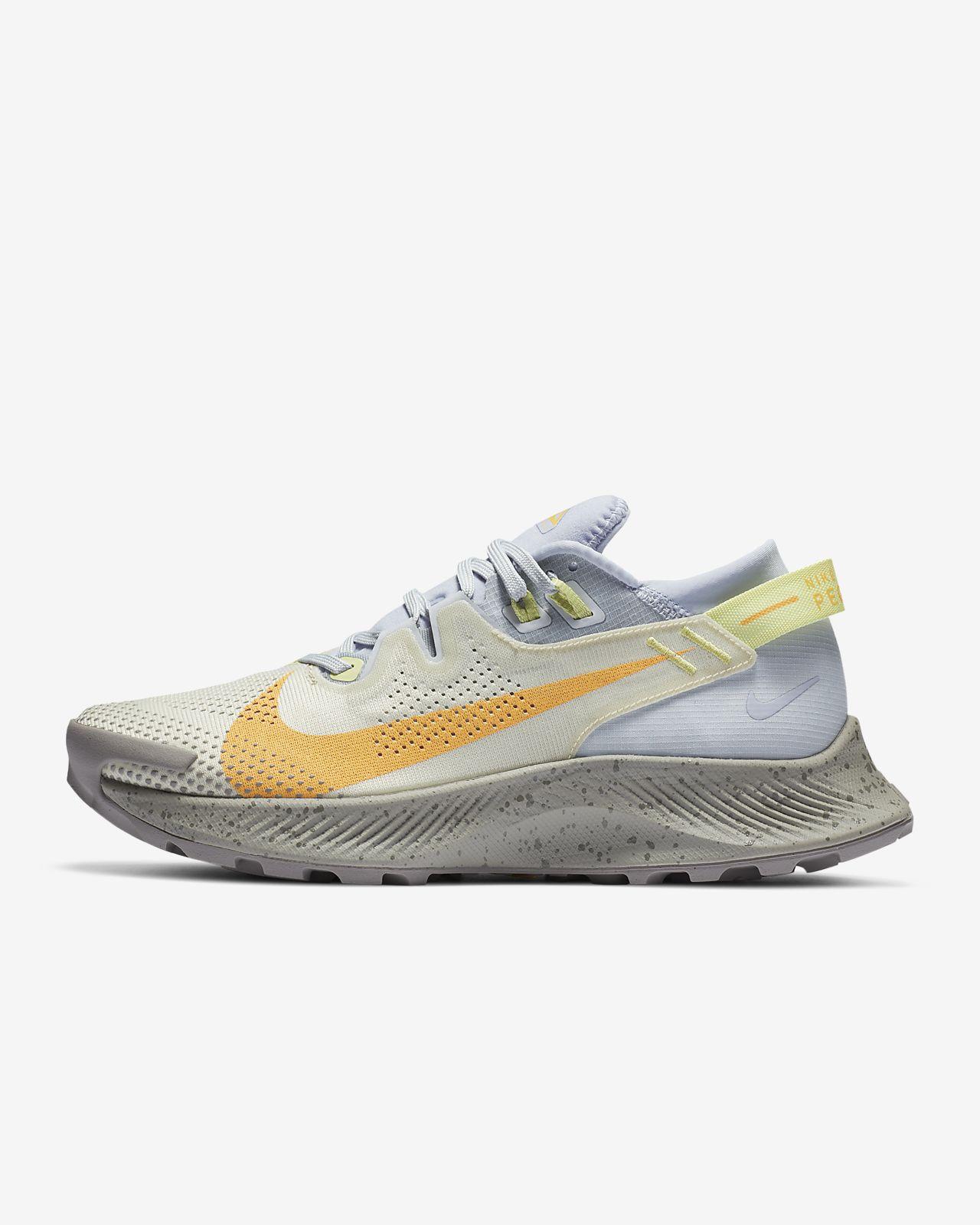 รองเท้าวิ่งเทรลผู้หญิง Nike Pegasus Trail 2