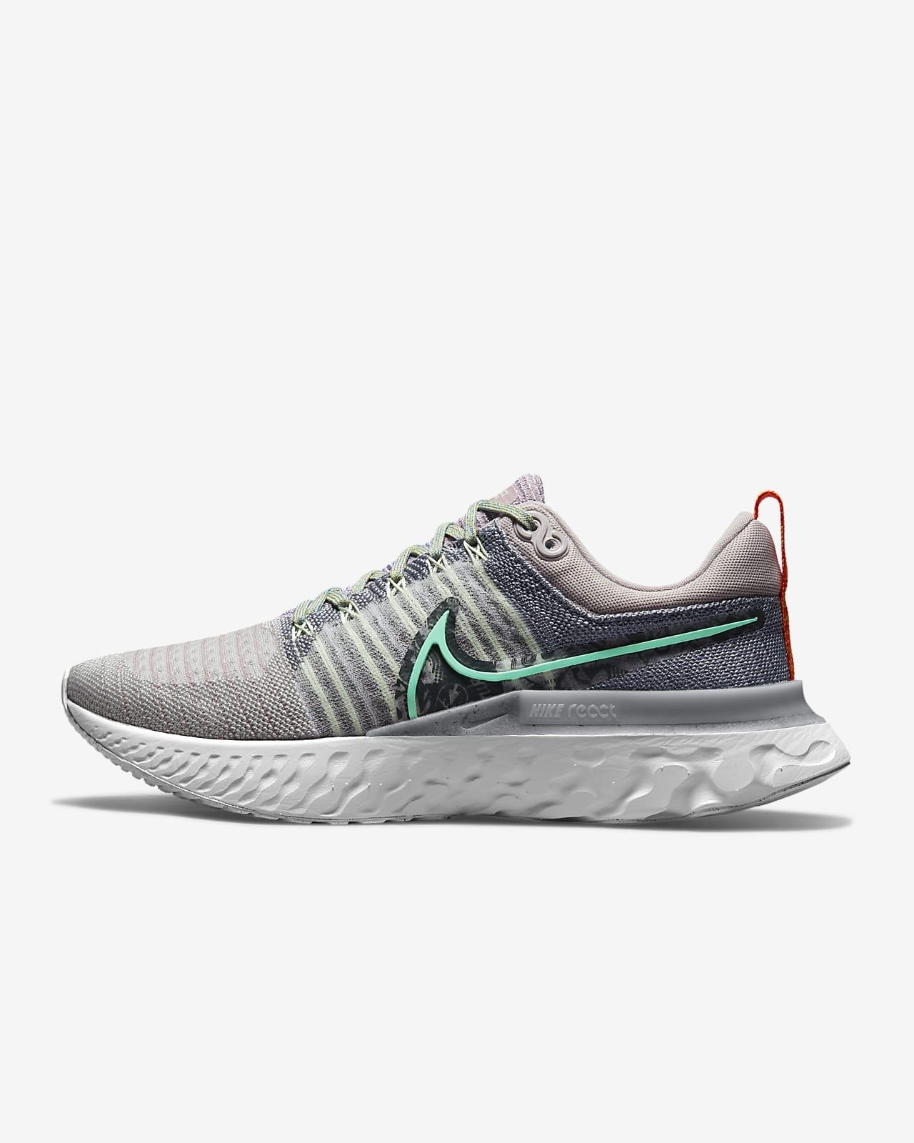 Nike React Infinity Run Flyknit 2 女款路跑鞋