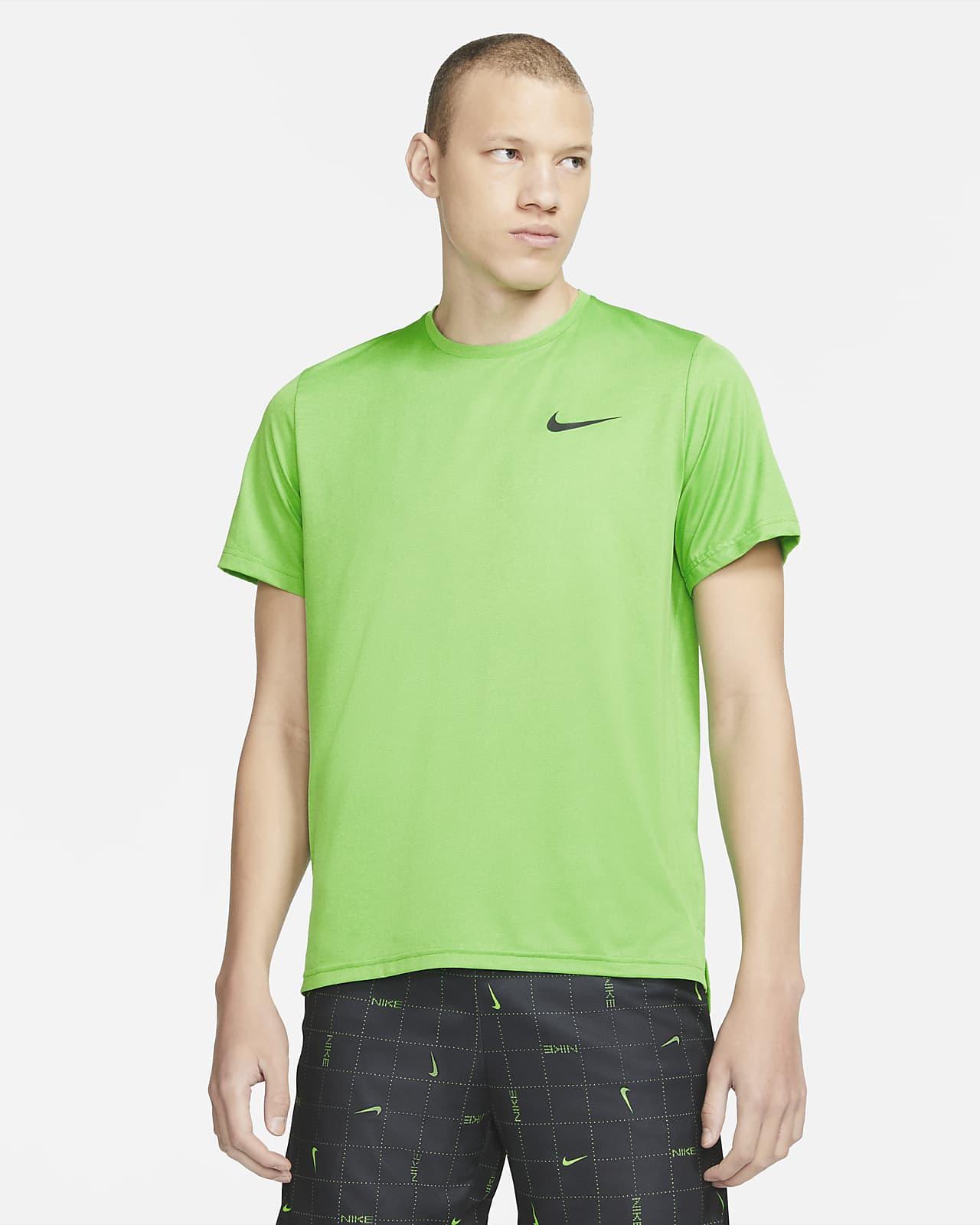 Kortärmad tröja Nike Pro Dri-FIT för män
