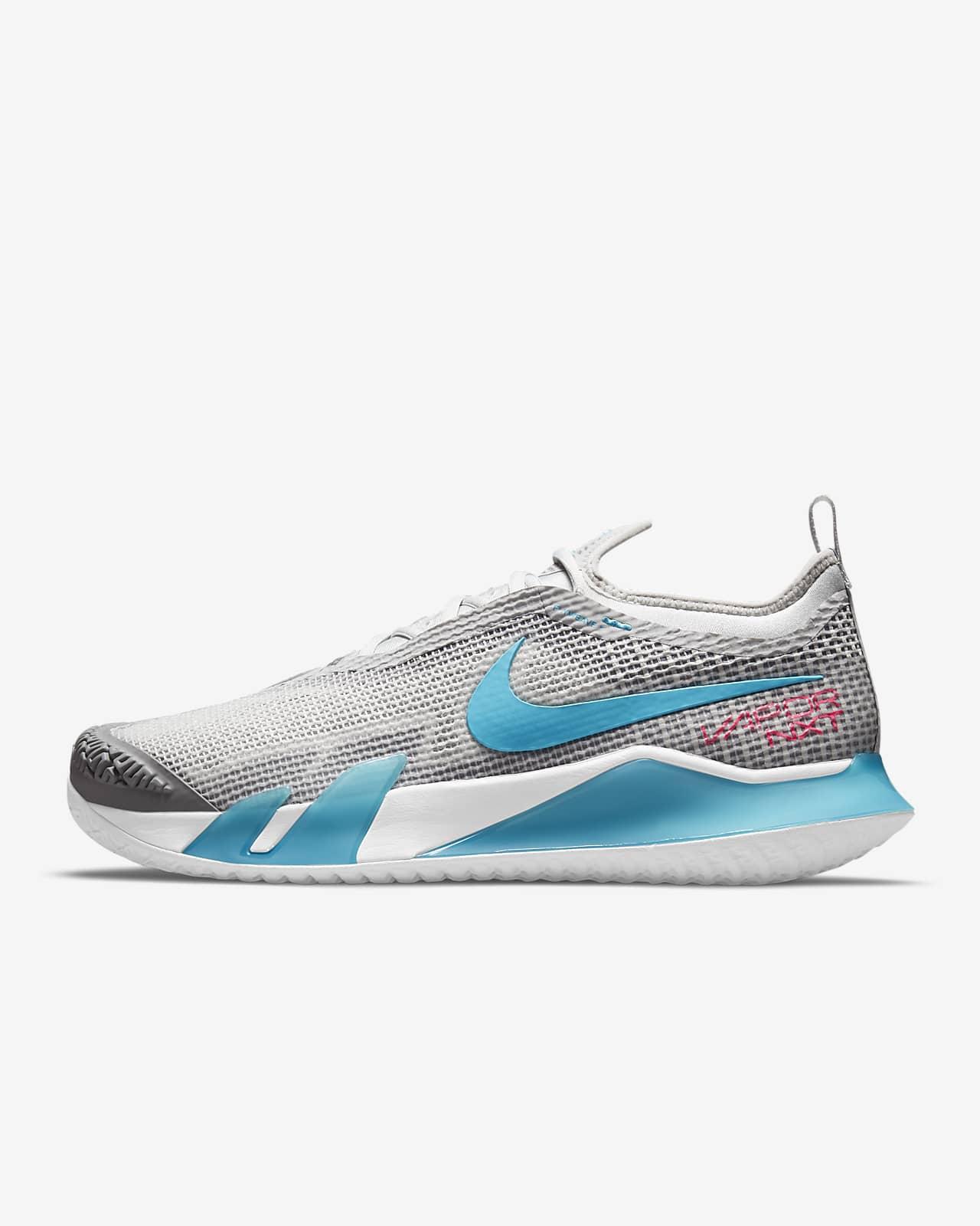 NikeCourt React Vapor NXT Men's Hard Court Tennis Shoes