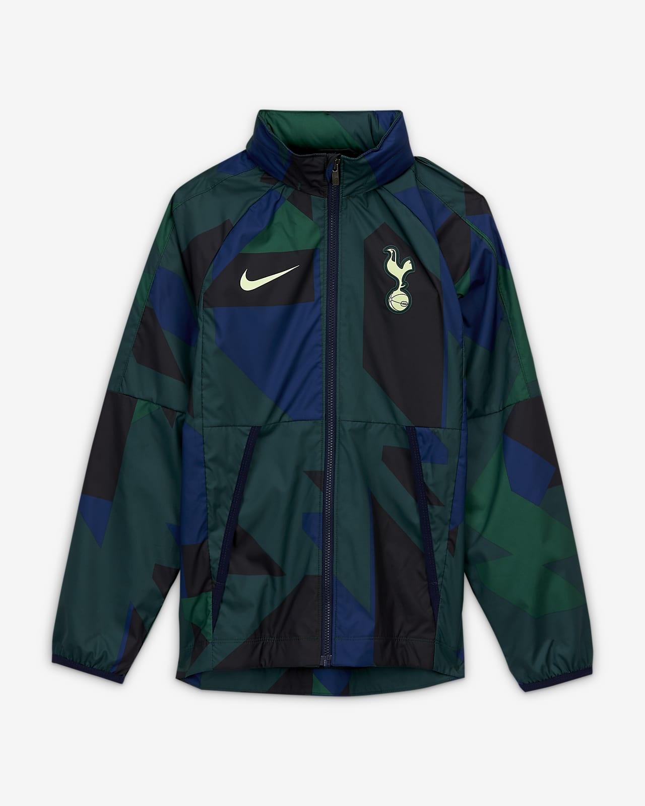 Fotbalová bunda Tottenham Hotspur pro větší děti