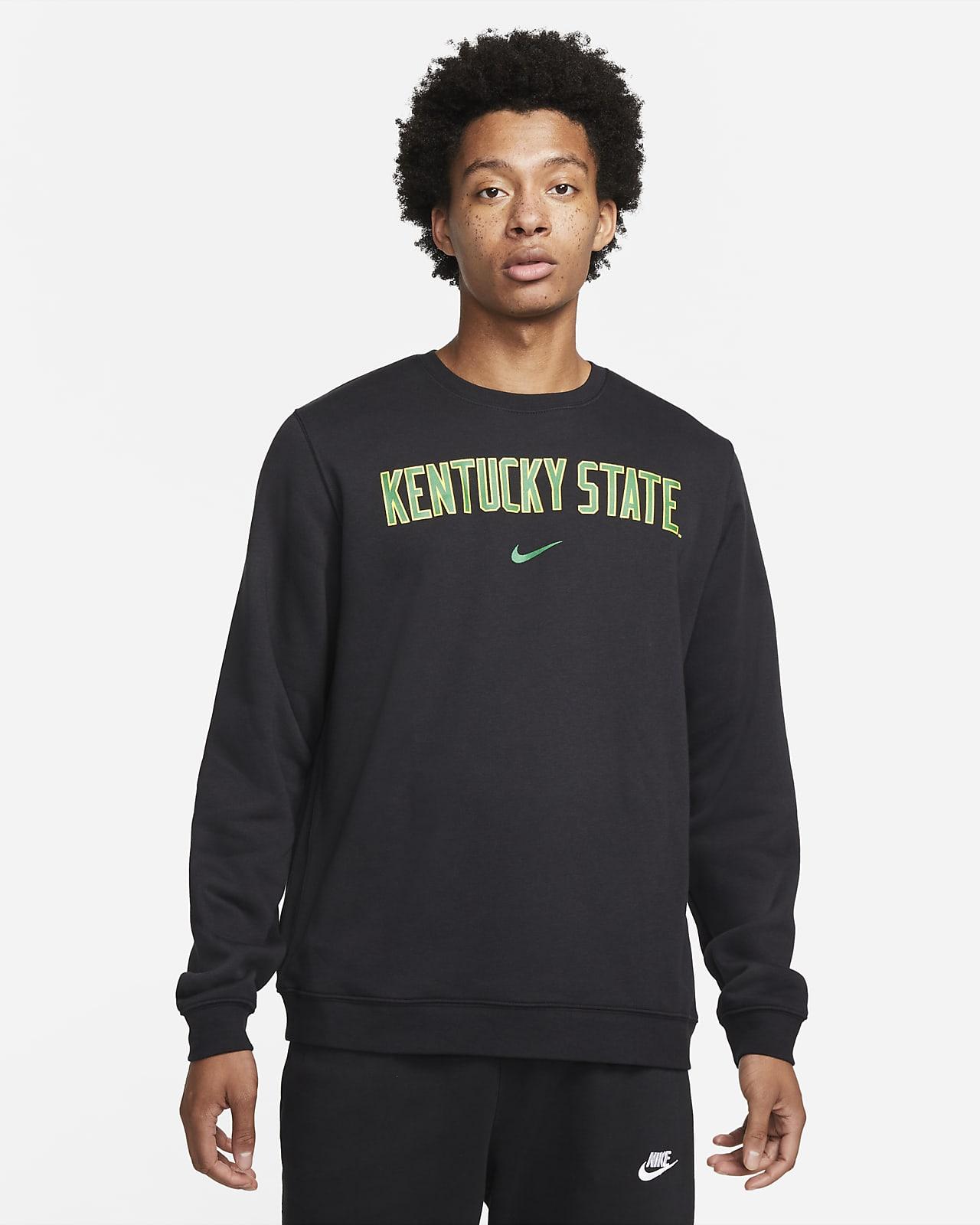 Nike College Club Fleece (Kentucky State) Crew Sweatshirt
