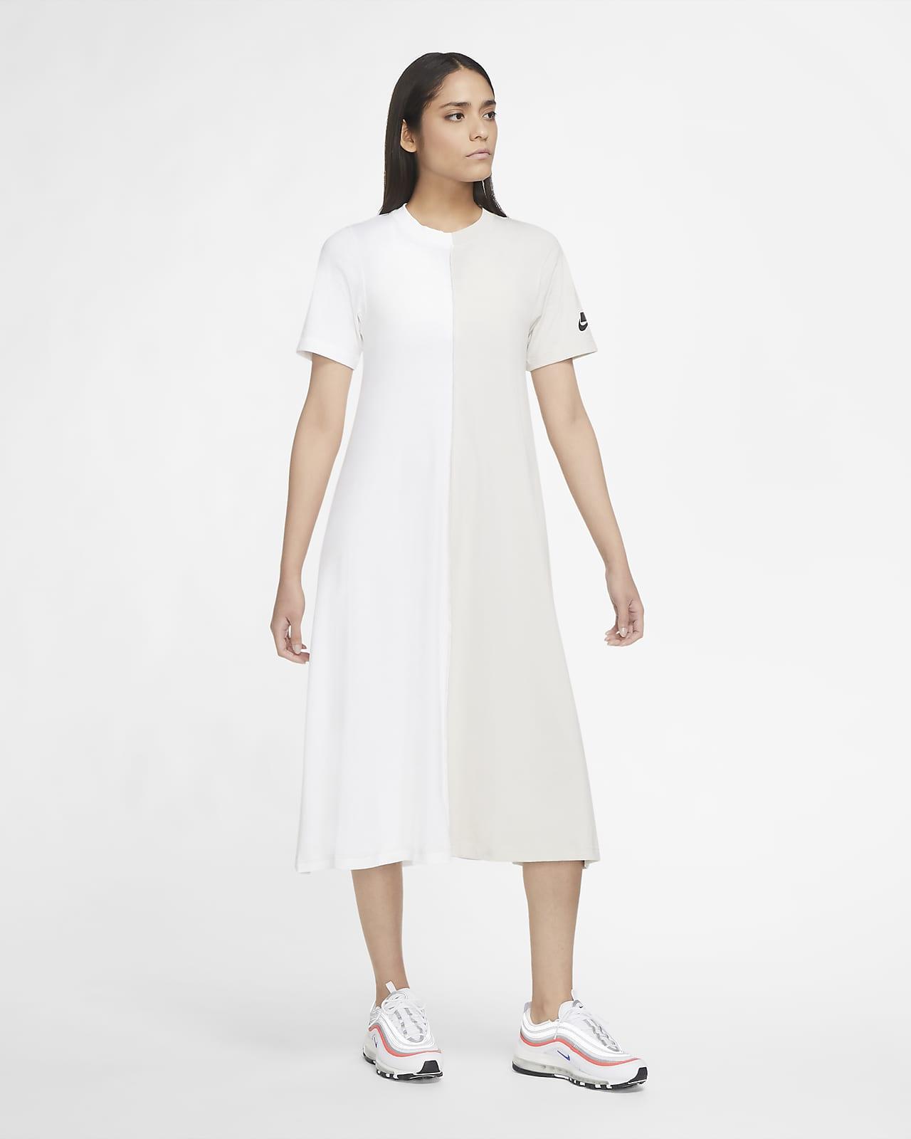 ナイキ スポーツウェア NSW ウィメンズ ショートスリーブ ドレス