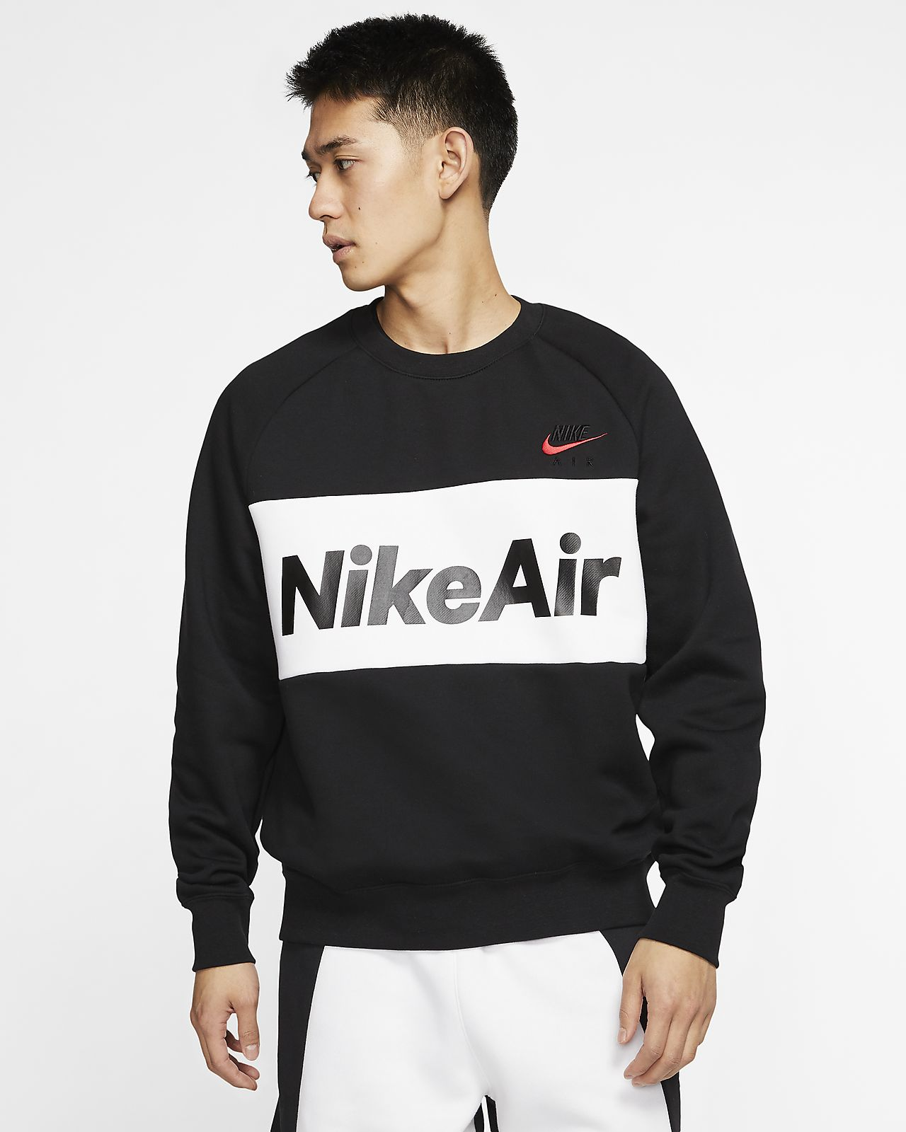 nike fleece t shirt