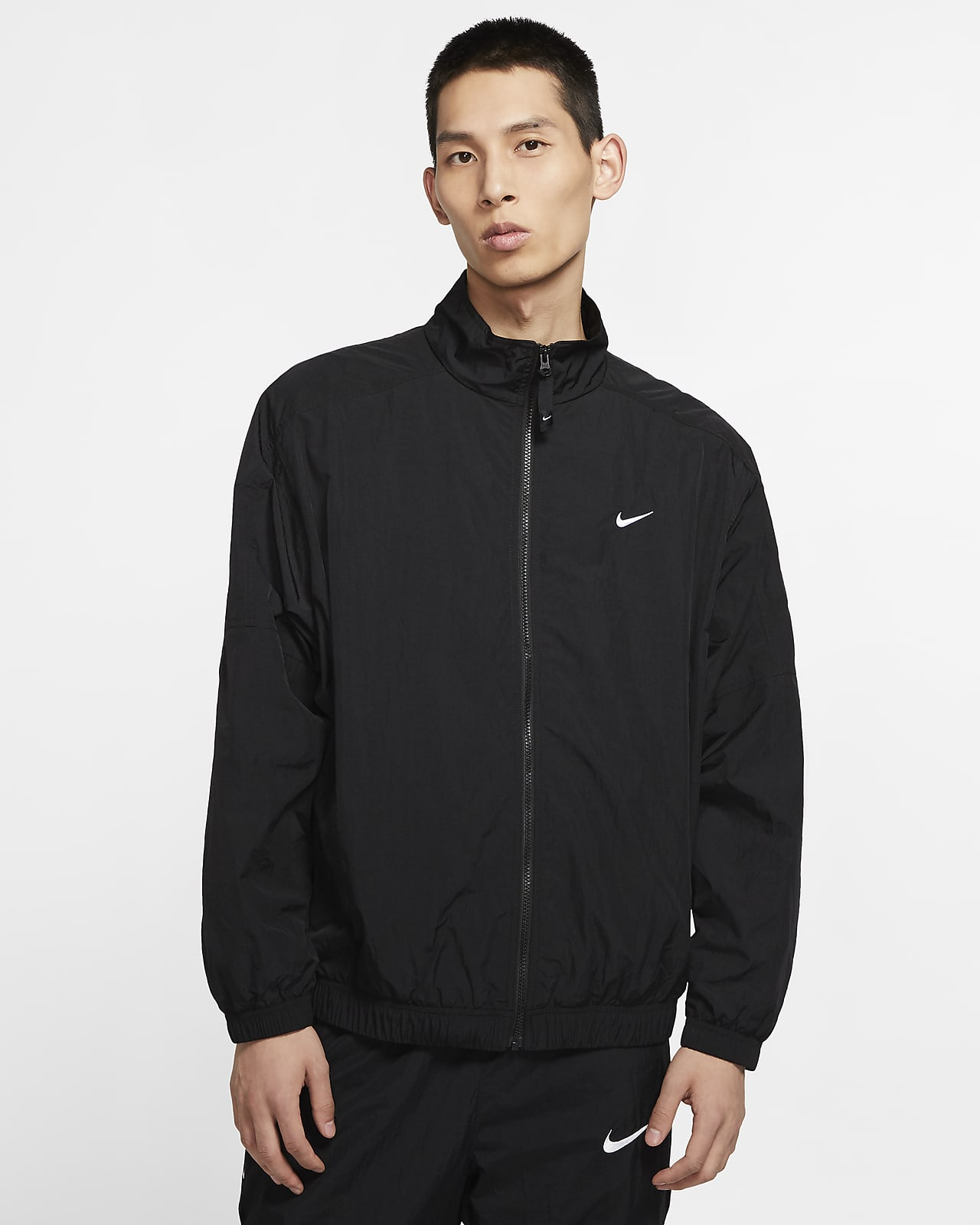 NikeLab 男款田徑外套