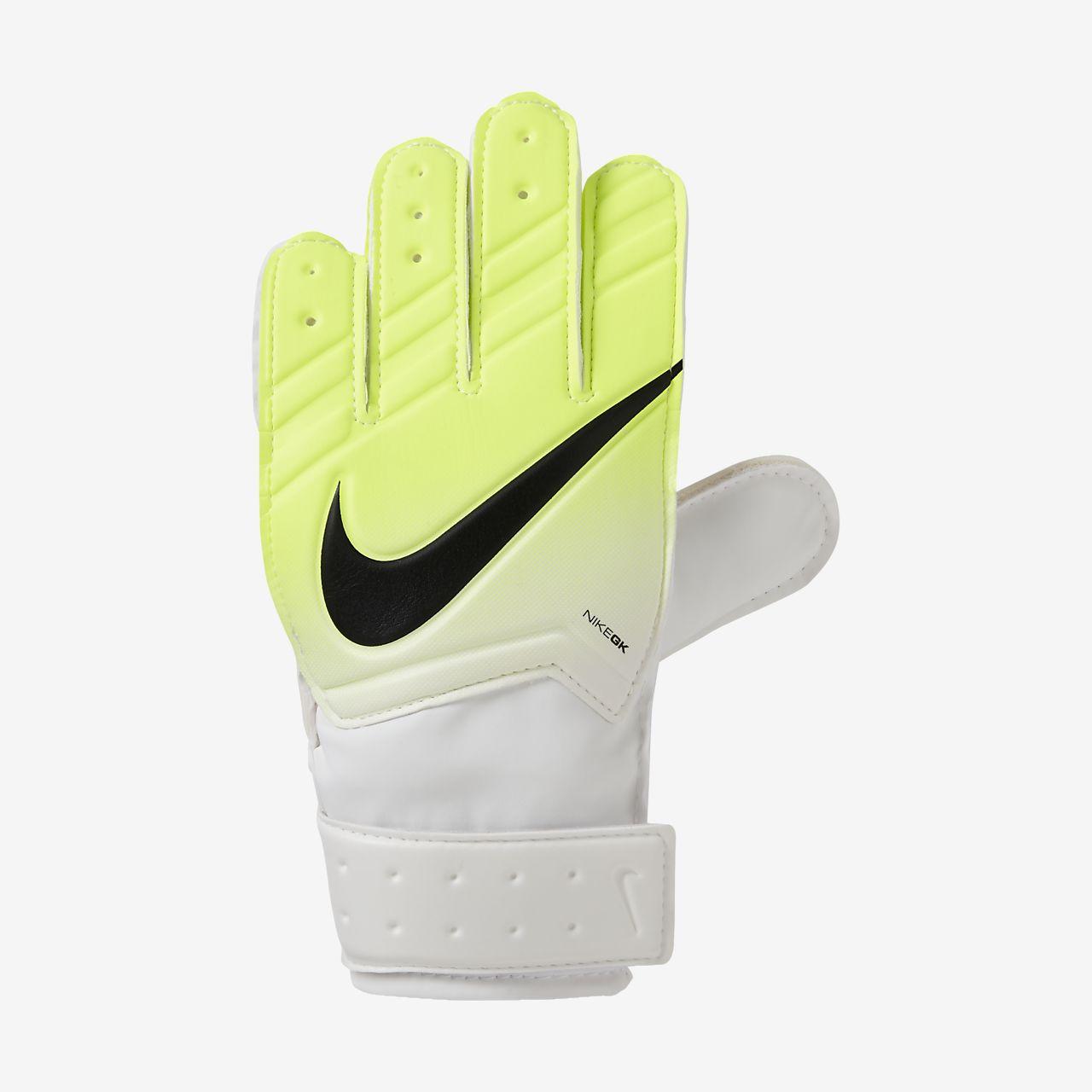 Fotbalové rukavice Nike Junior Match Goalkeeper pro větší děti