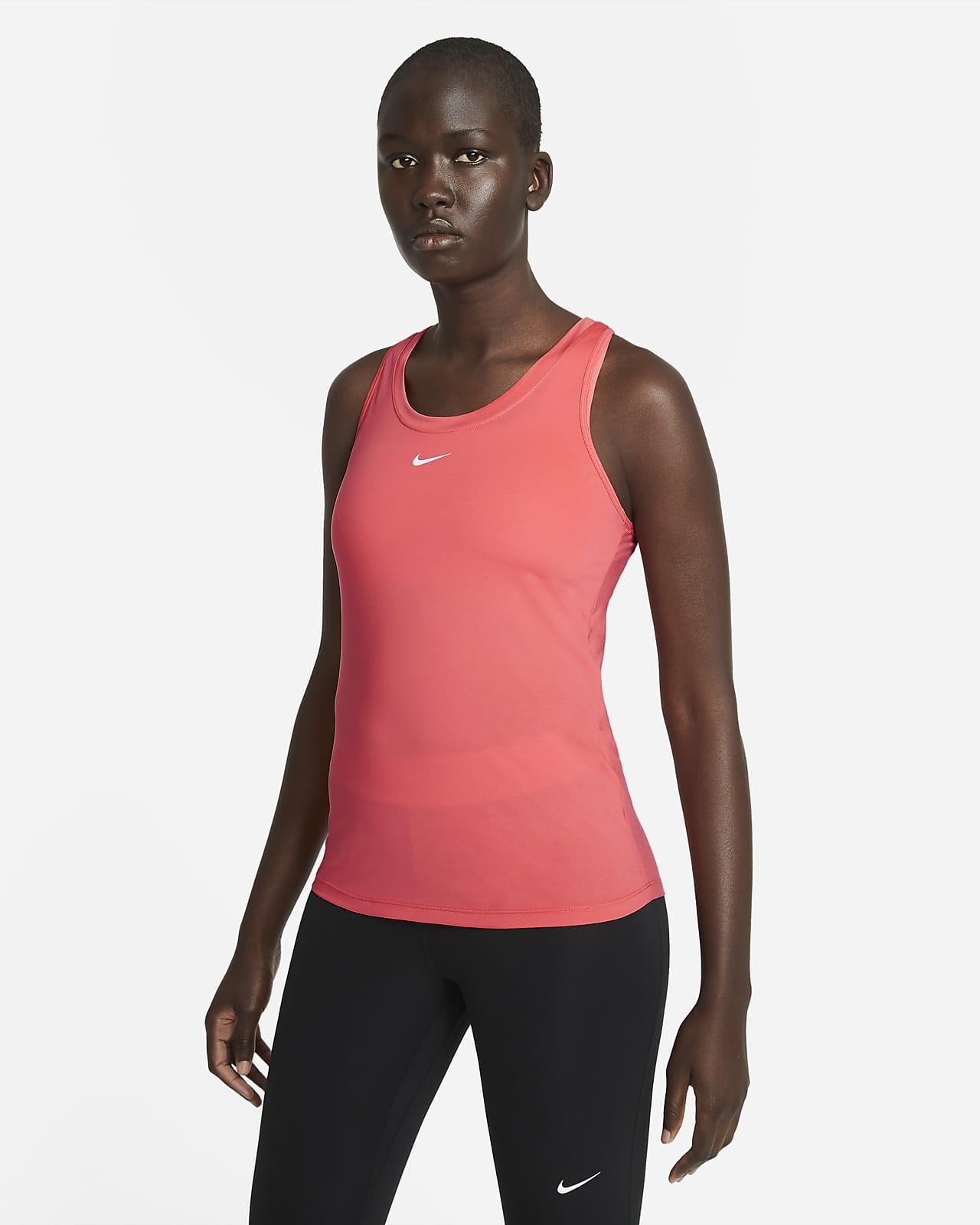 Nike Dri-FIT One Tankop in schmaler Passform für Damen