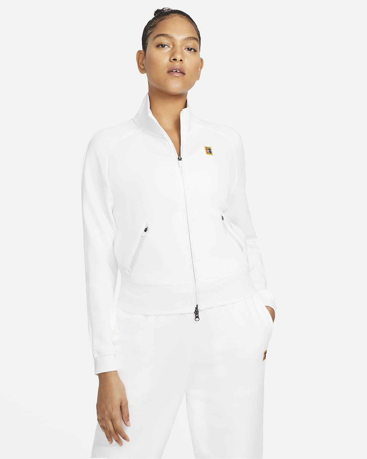 NikeCourt Women's Full-Zip Tennis Jacket