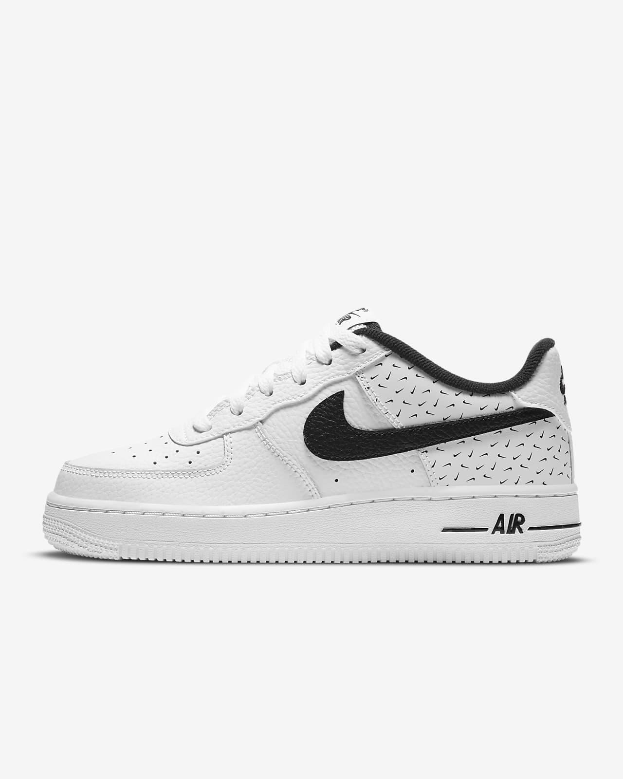 Nike Air Force 1 '07 Big Kids' Shoe