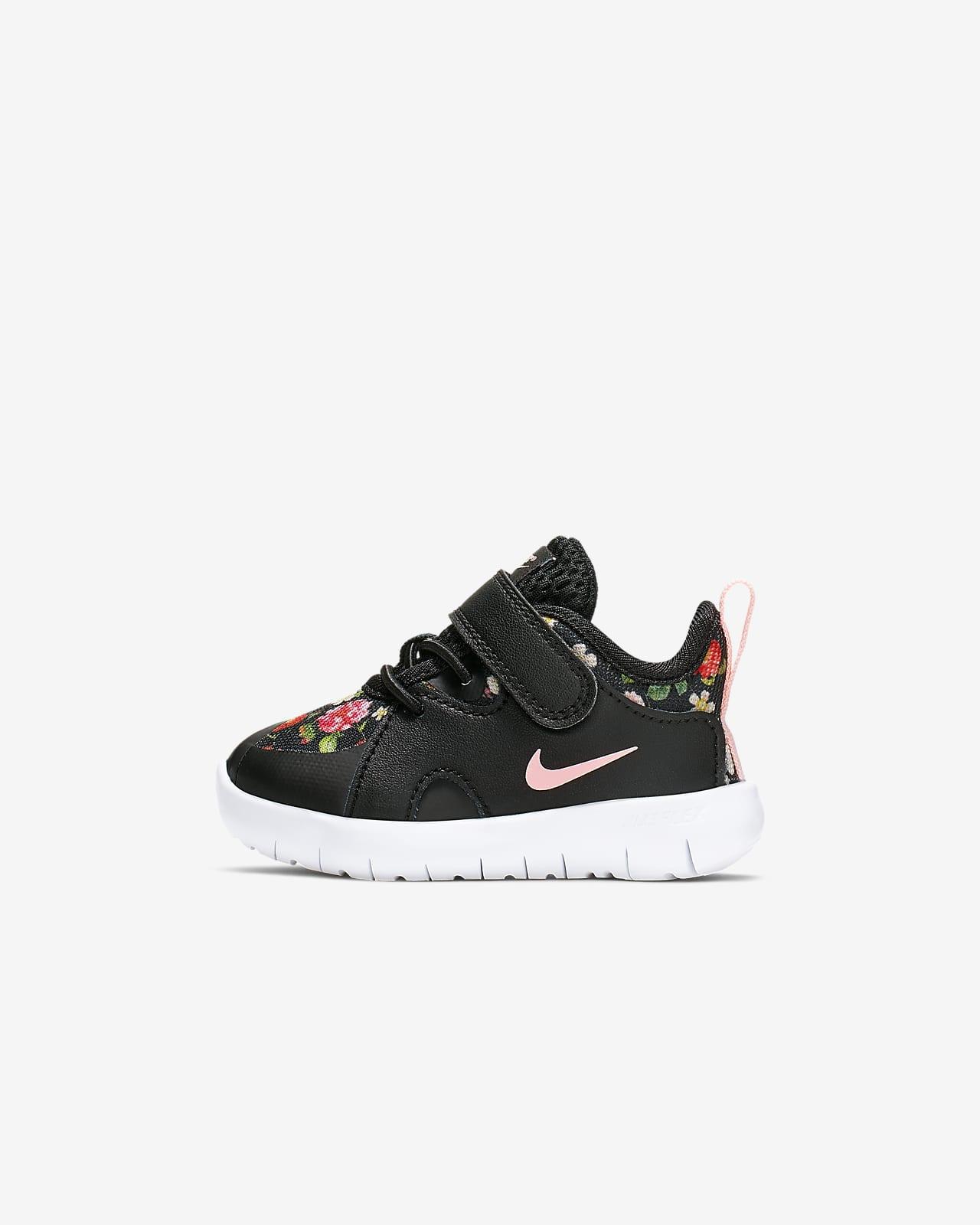 Nike Flex Contact 3 Vintage Floral Schuh für Babys und Kleinkinder