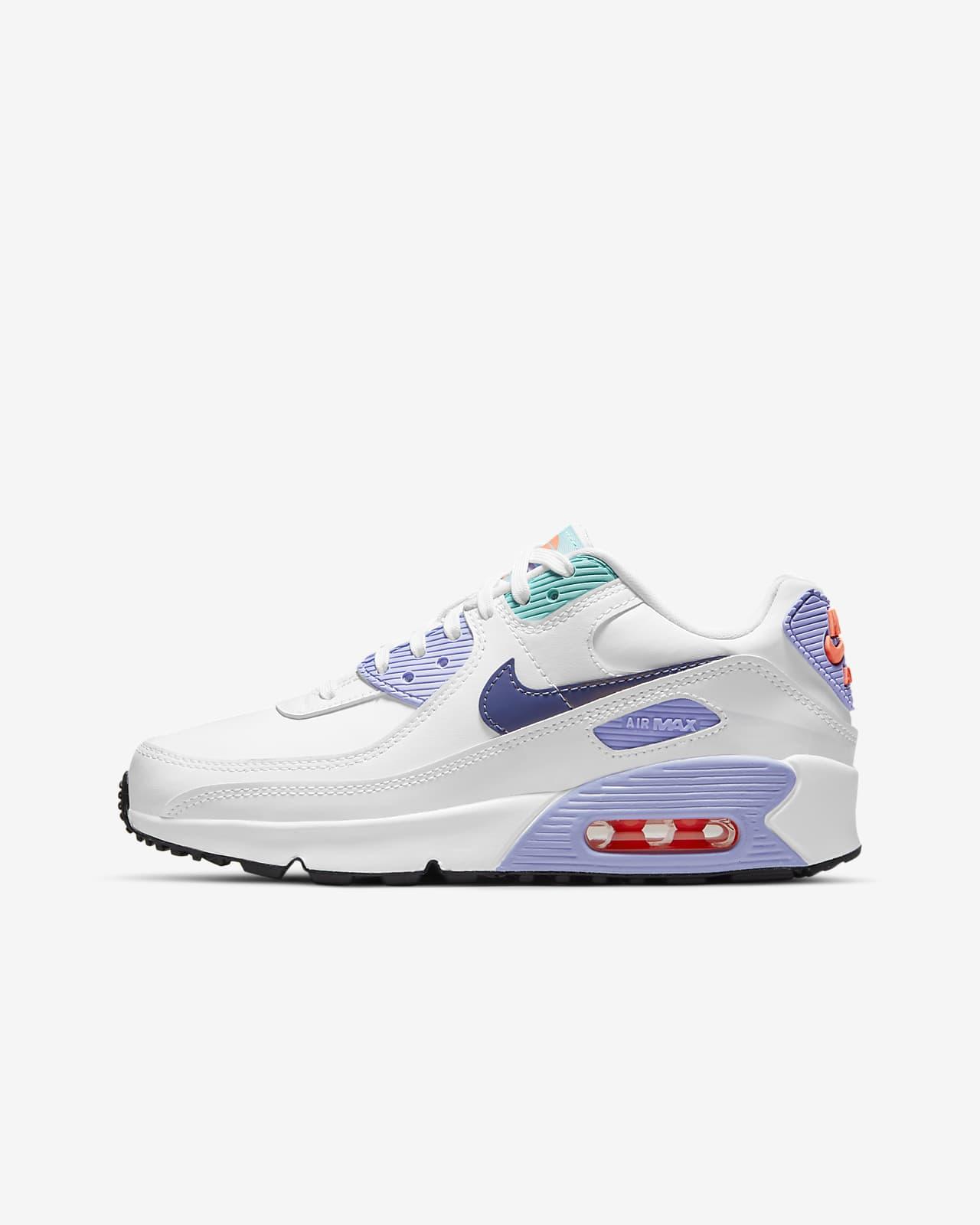 Nike Air Max 90 SE 2 Big Kids' Shoe