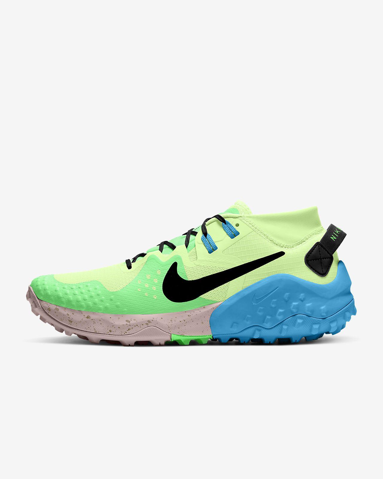 Nike Wildhorse 6 男子跑步鞋