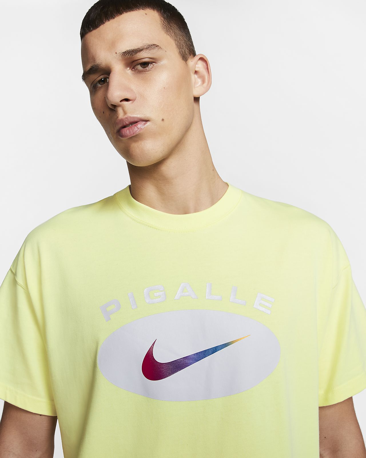 tee shirt nike hommes long
