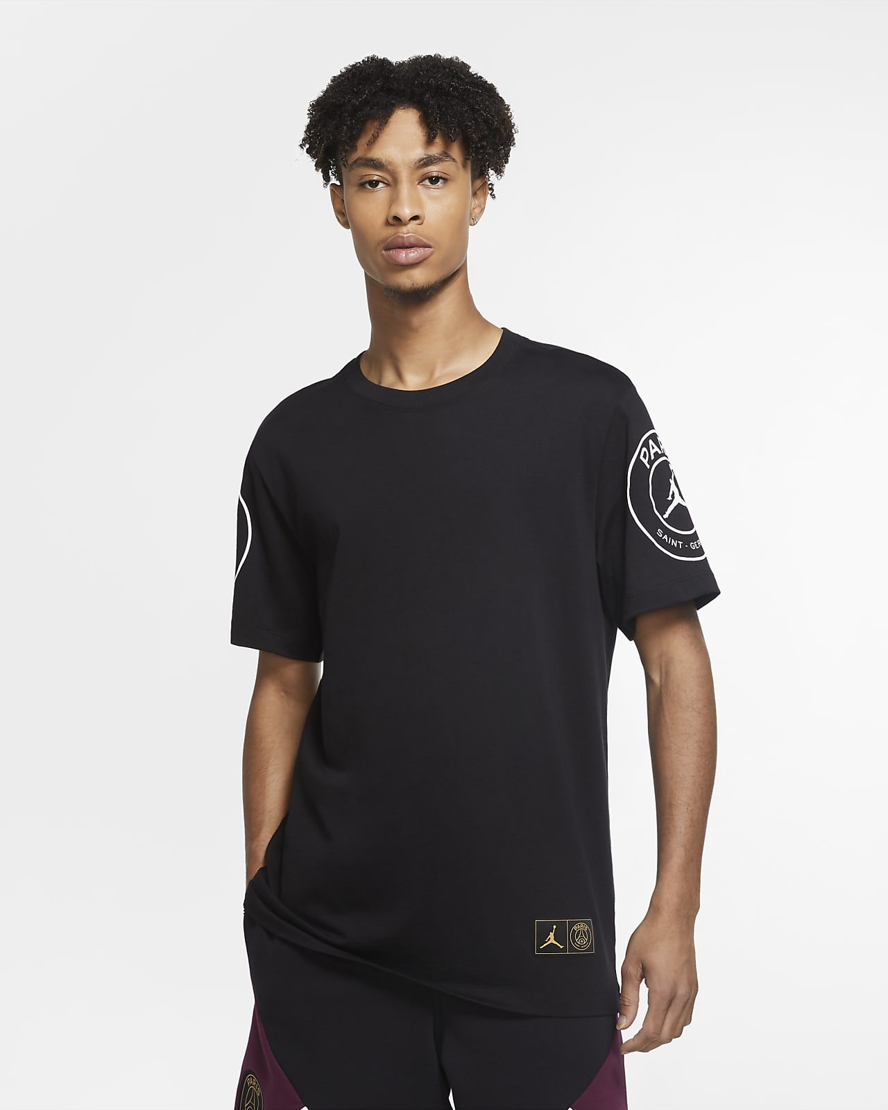 Paris Saint-Germain Logo Men's T-Shirt