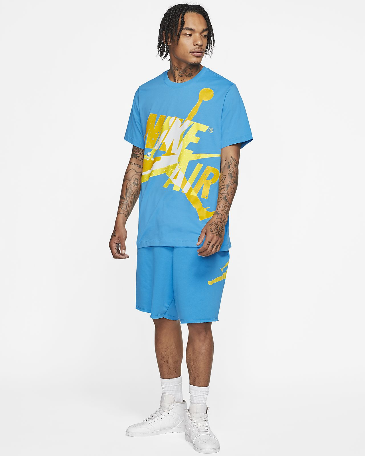 Tee shirt Jordan Jumpman Classics pour Homme