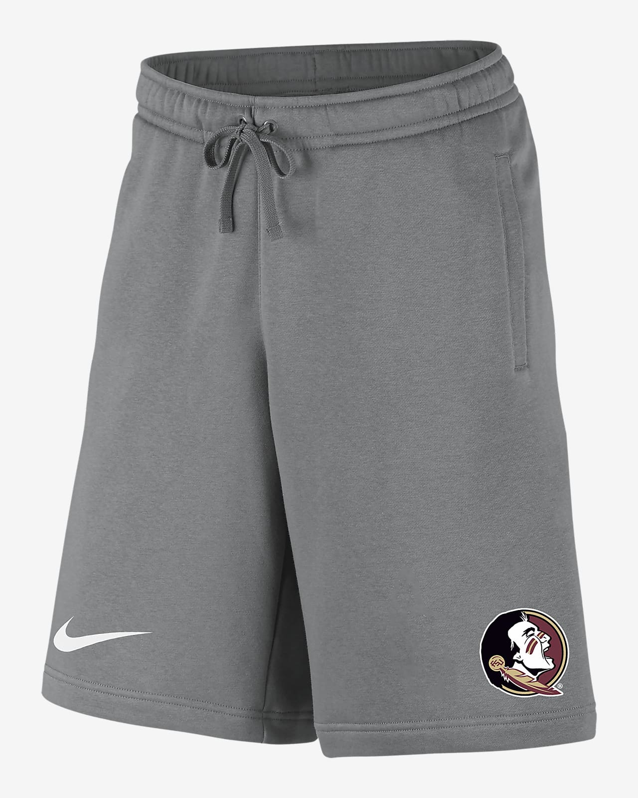 Nike College (Florida State) Men's Fleece Shorts