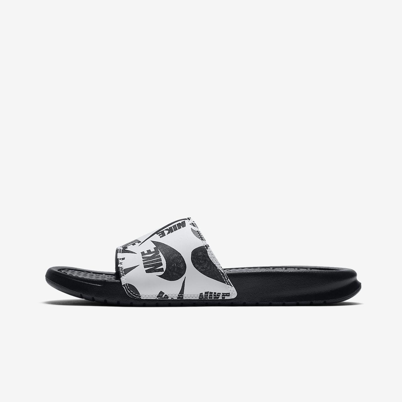 Chinelos Nike Benassi JDI Floral para mulher