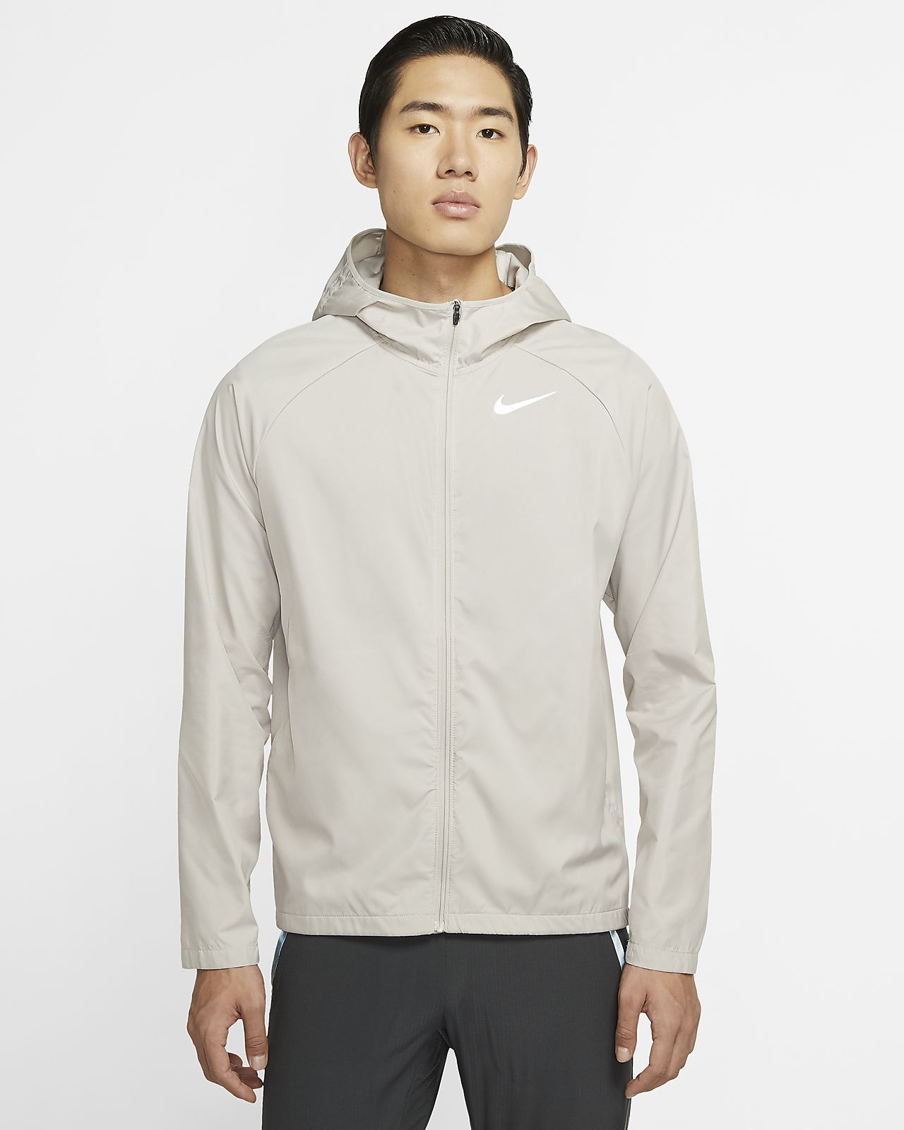 Nike Essential 男子跑步连帽夹克