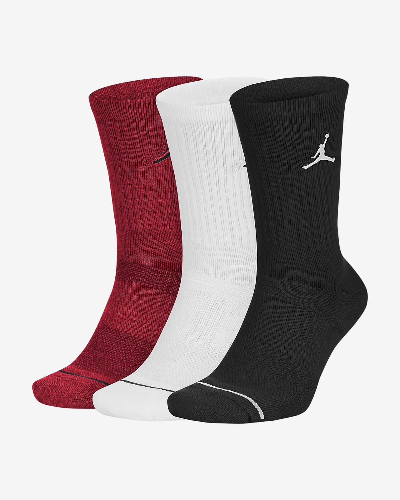 Jordan Everyday Max Unisex Crew Socks (3 Pack)