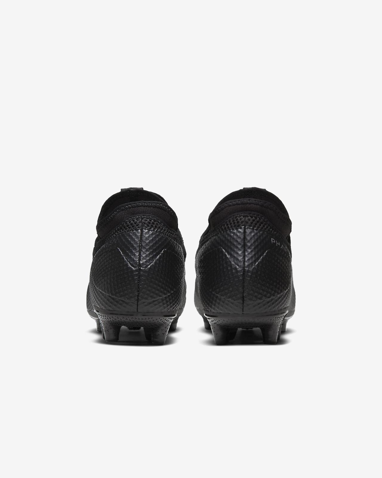 Nike Phantom Vision 2 Academy Dynamic Fit MG Multi Ground Football Boot Black