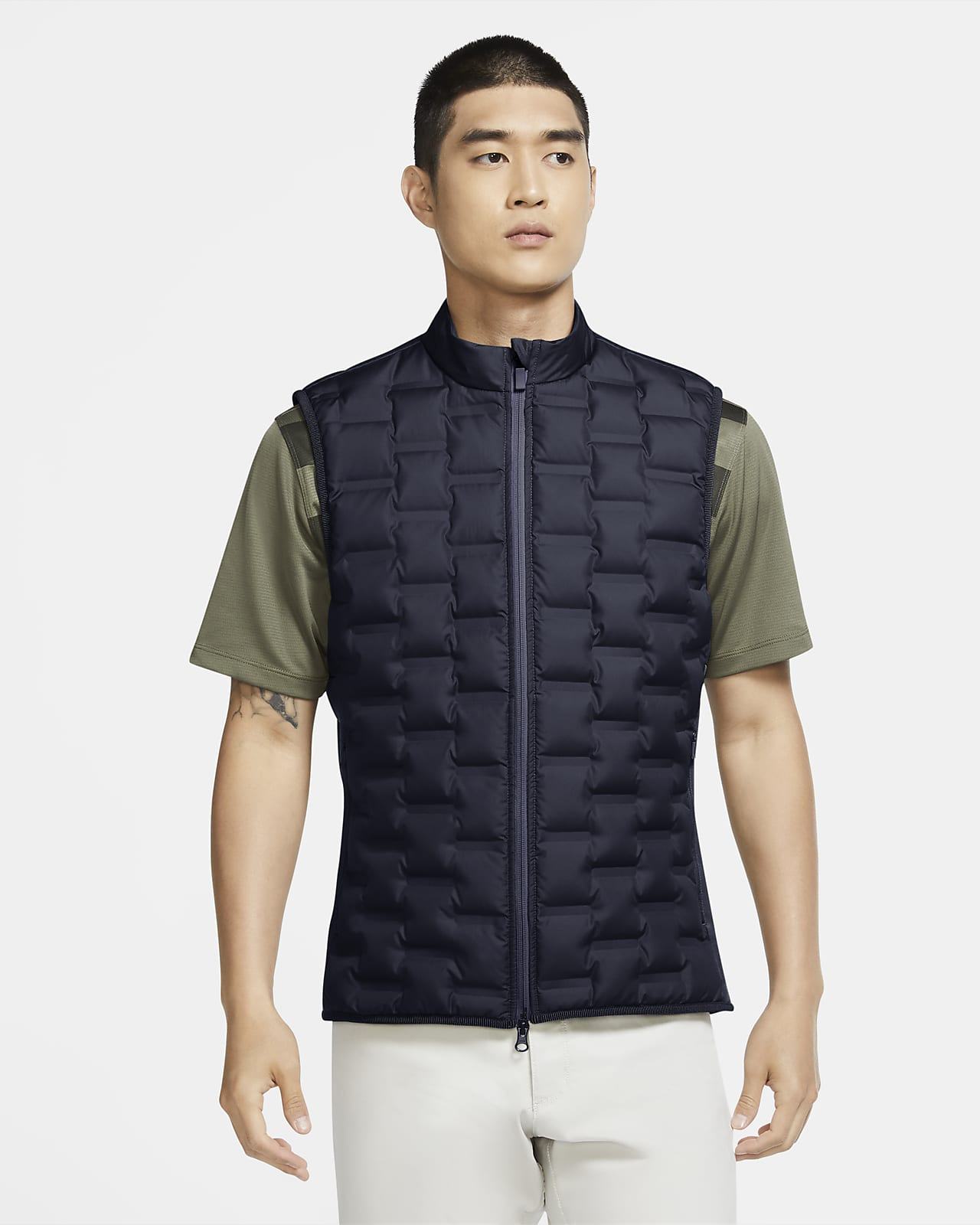 Nike AeroLoft Repel Men's Golf Gilet