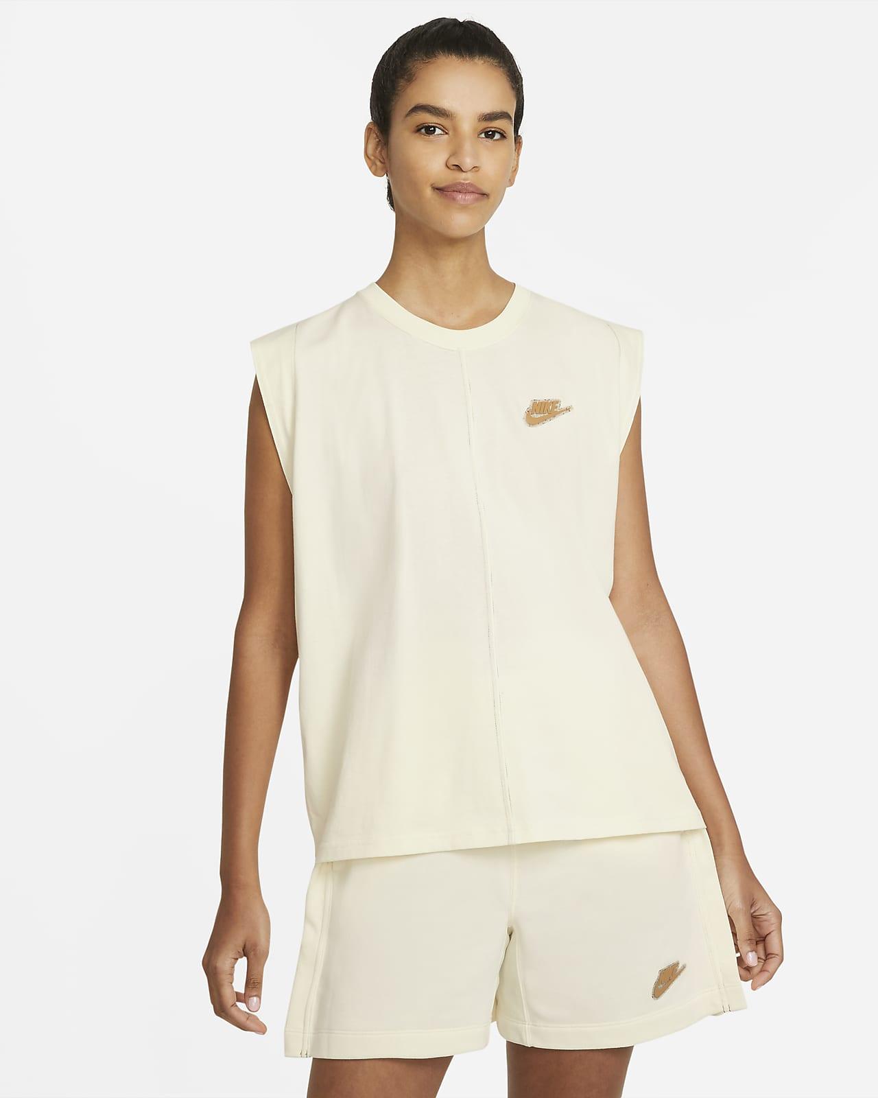 Nike Sportswear 女款背心